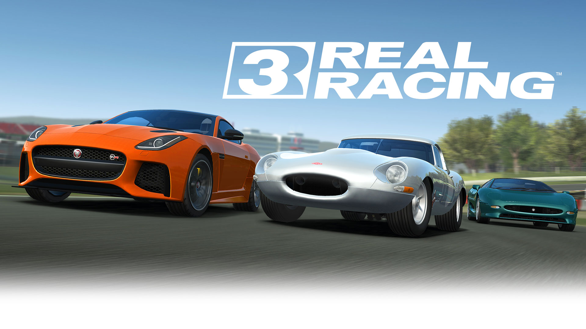 Real Racing 3 Launches Evolution Of Jaguar Car Pack Pictures Photos