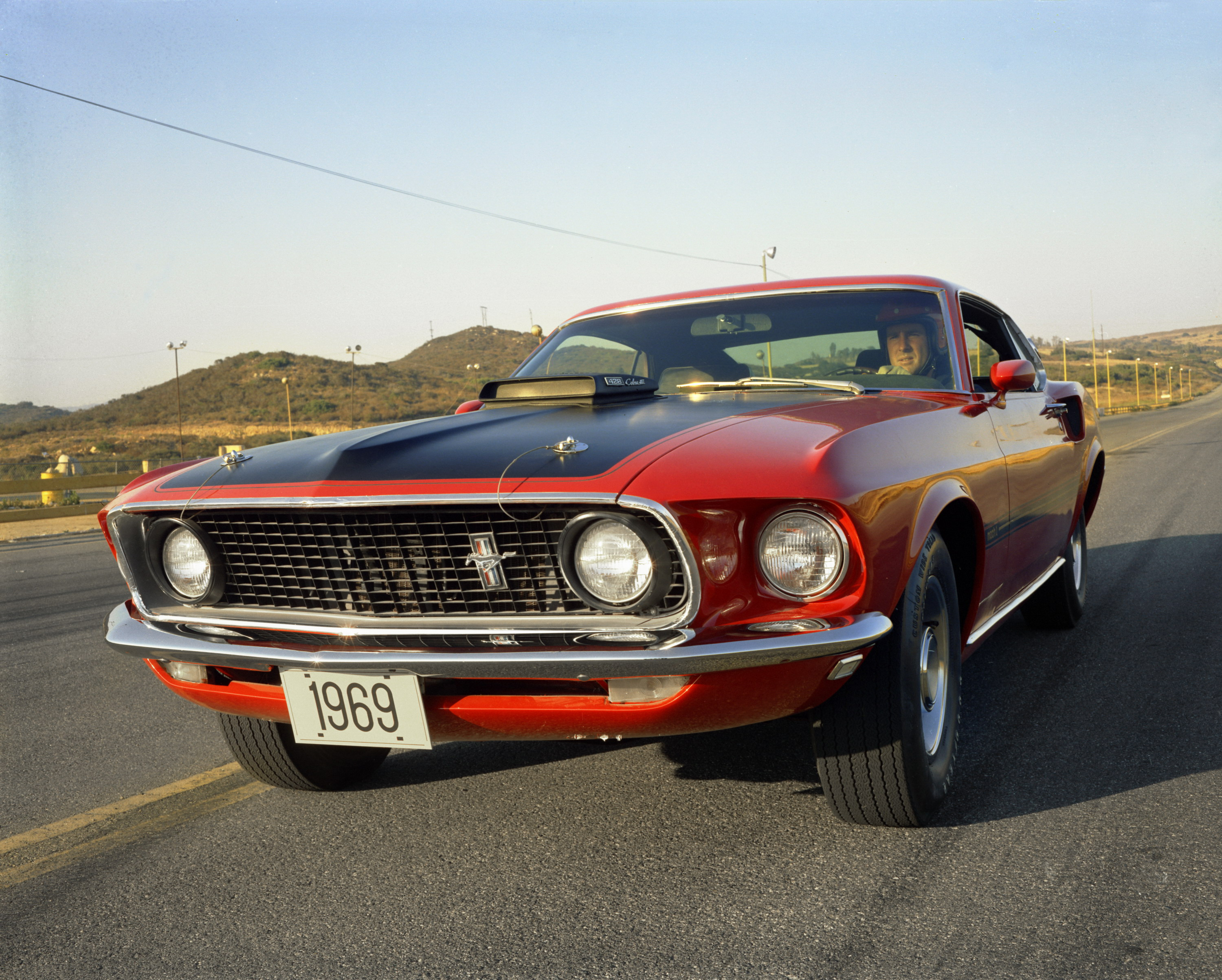 1969 Ford Mustang Boss 429 Top Speed 428 Engine Diagram