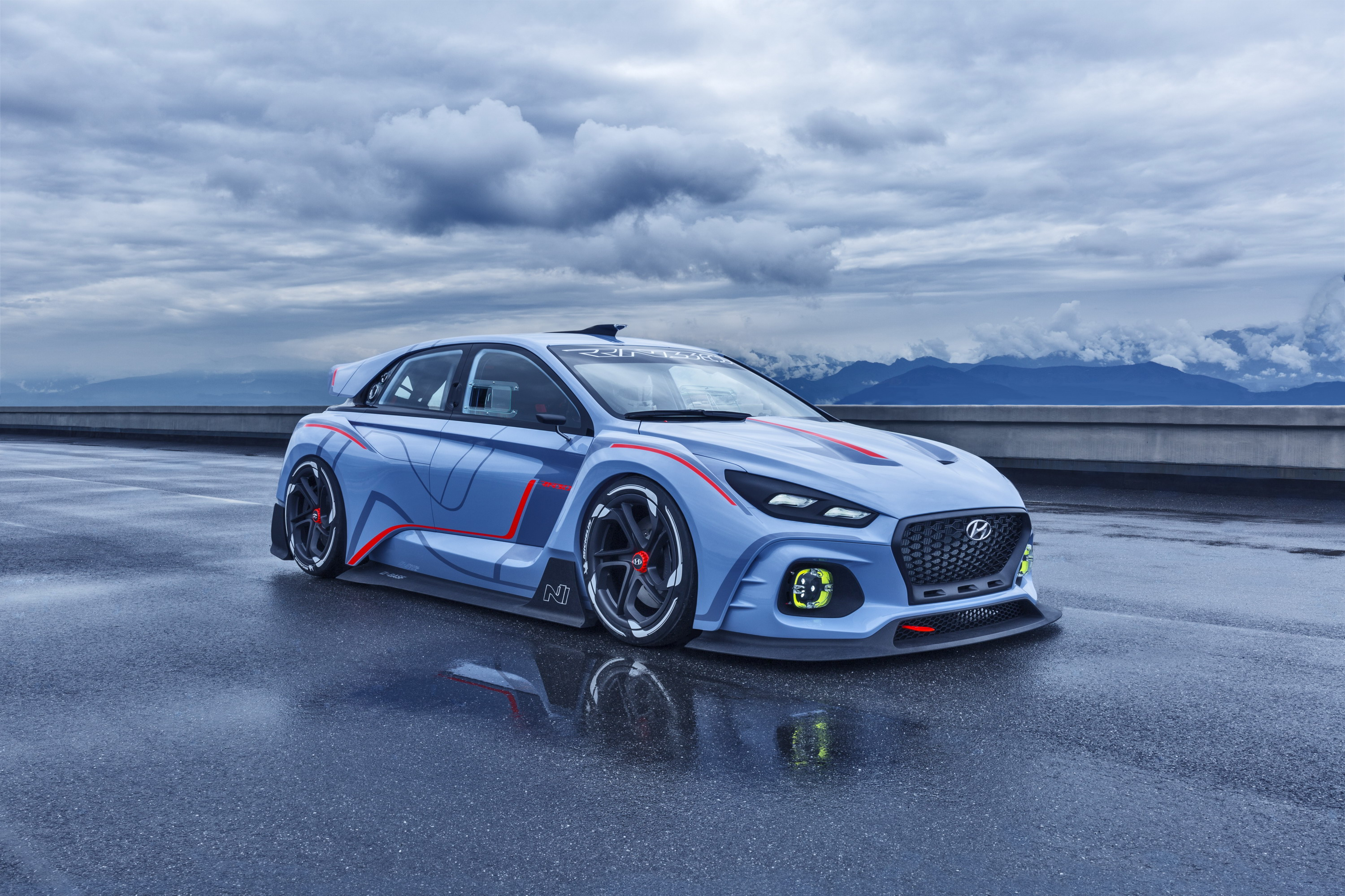 2018 Hyundai I30 N | Top Speed. »