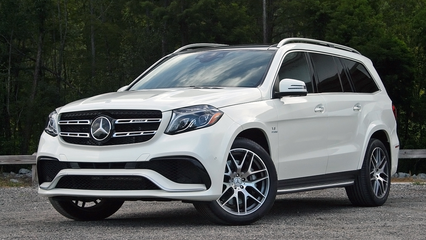 2017 mercedes amg gls63 driven top speed. Black Bedroom Furniture Sets. Home Design Ideas