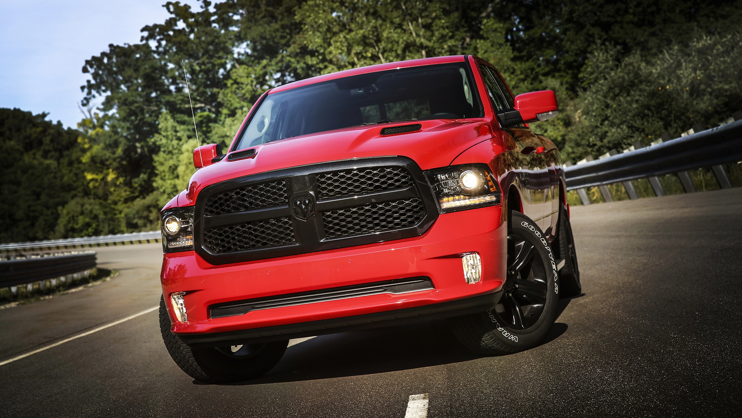 2017 ram 1500 night package review gallery top speed. Black Bedroom Furniture Sets. Home Design Ideas