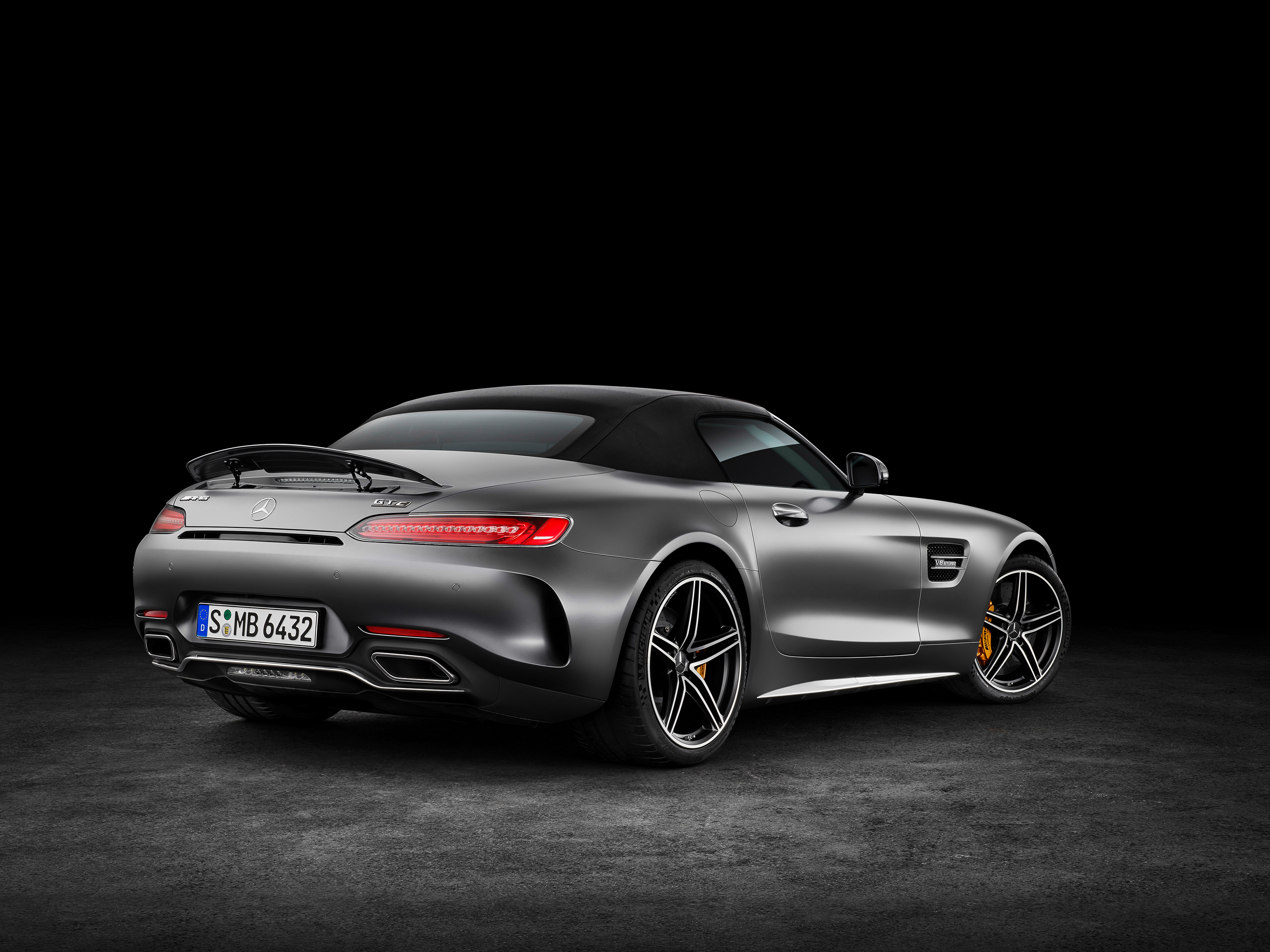 2018 Mercedes Amg Gt C Roadster Top Speed