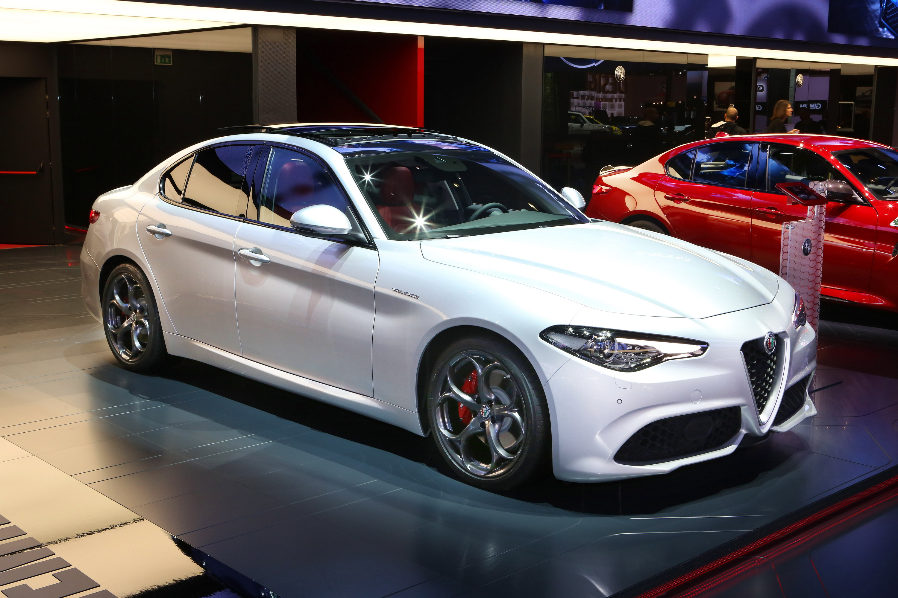 2017 alfa romeo giulia veloce review top speed. Black Bedroom Furniture Sets. Home Design Ideas