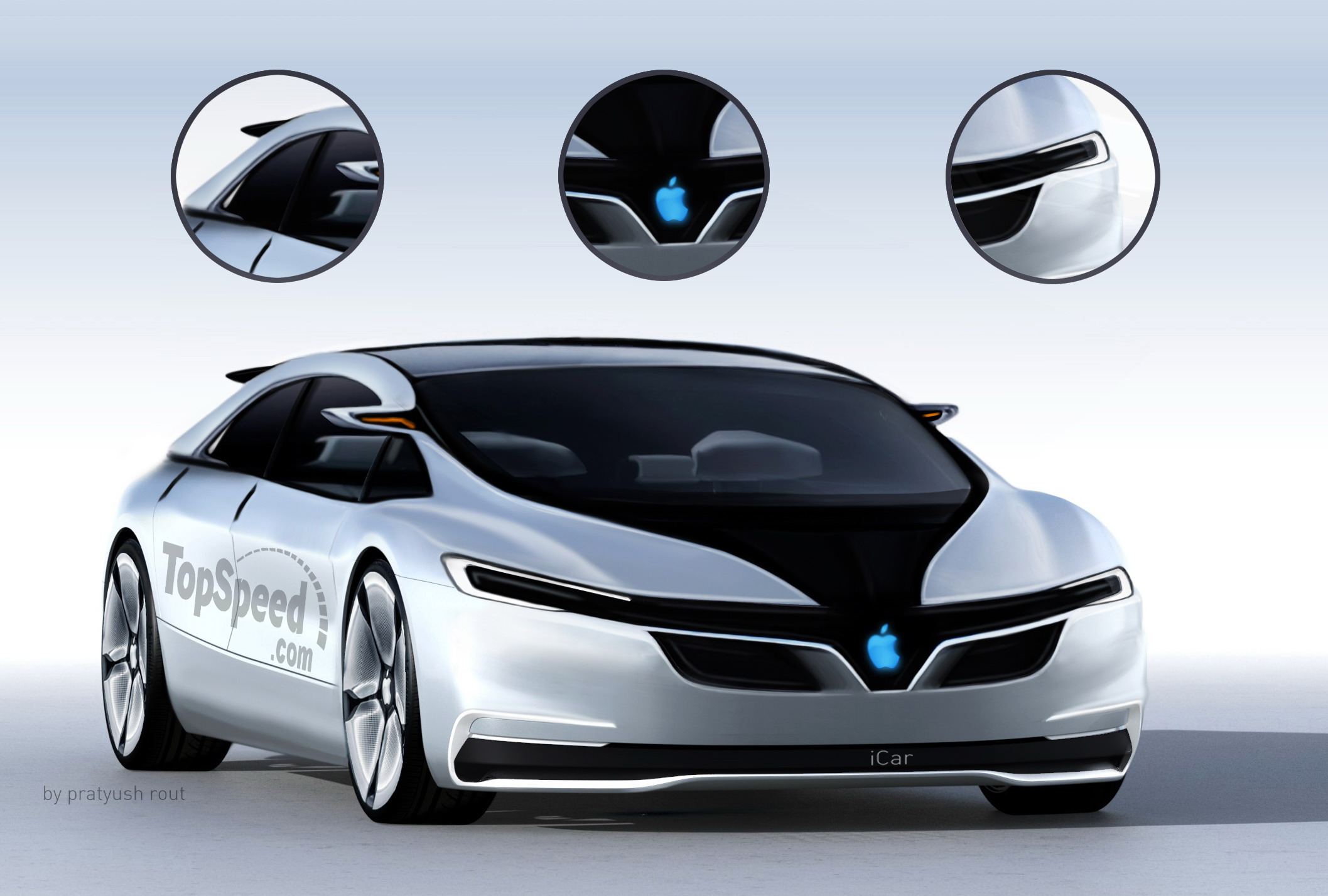 2021 Apple Icar Review Top Speed