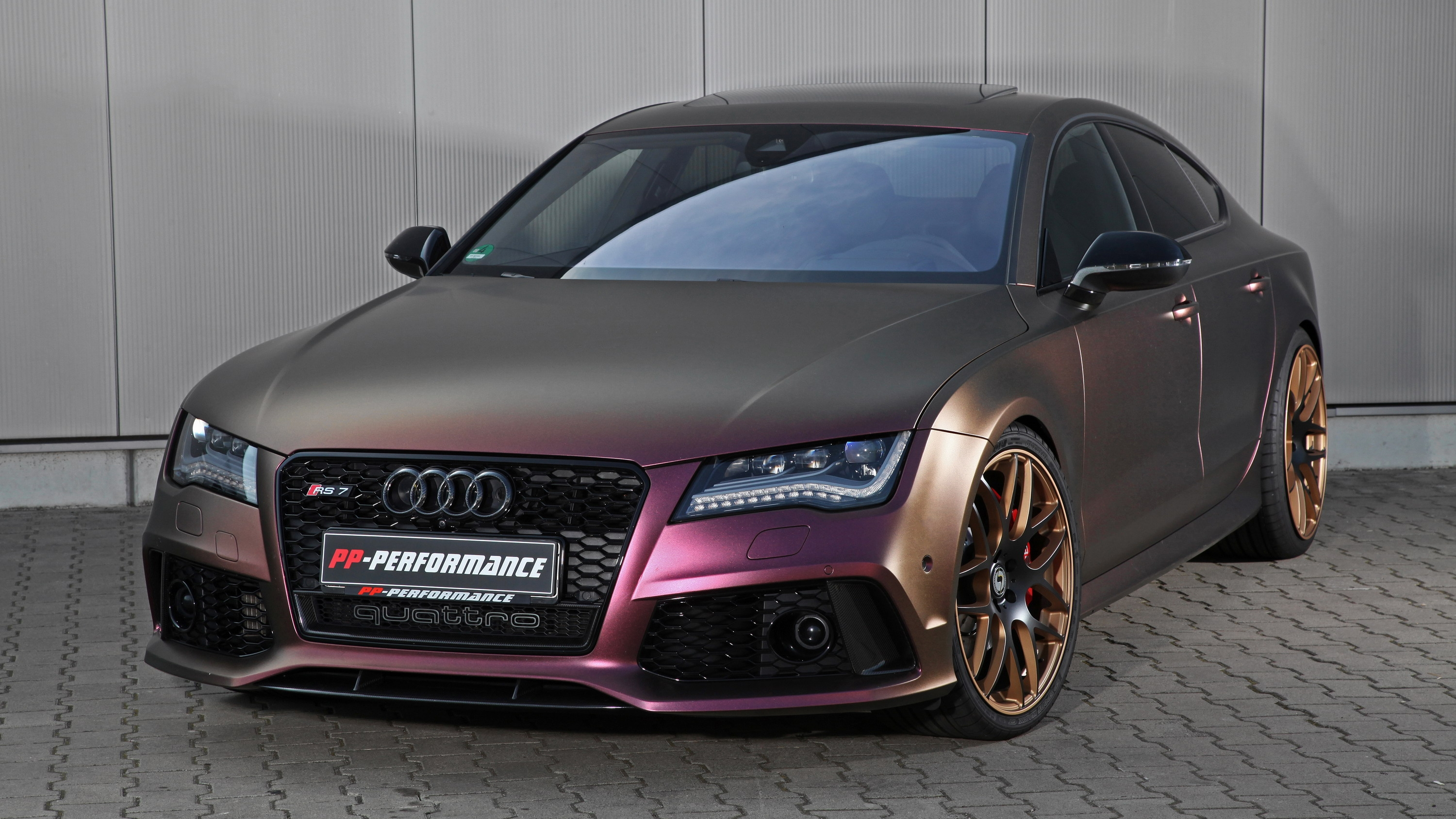 2016 audi rs7 by pp performance top speed. Black Bedroom Furniture Sets. Home Design Ideas