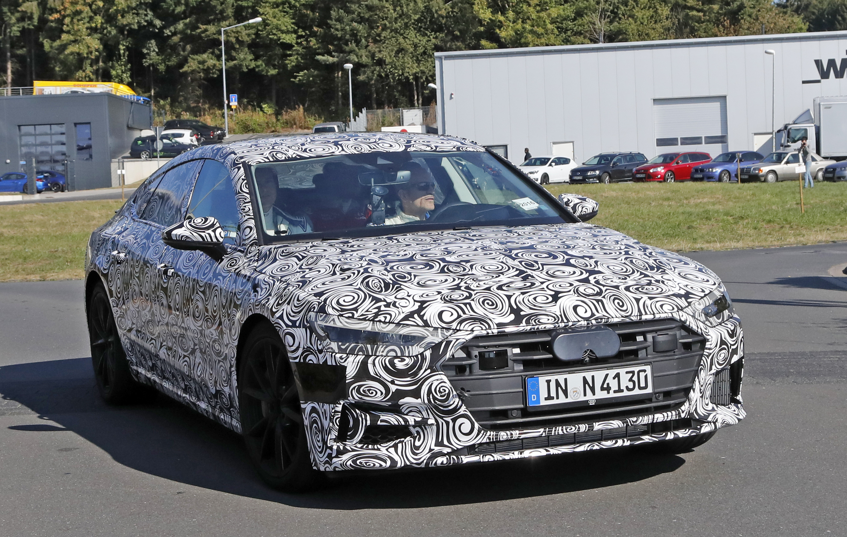 2019 Audi S7 Review - Top Speed