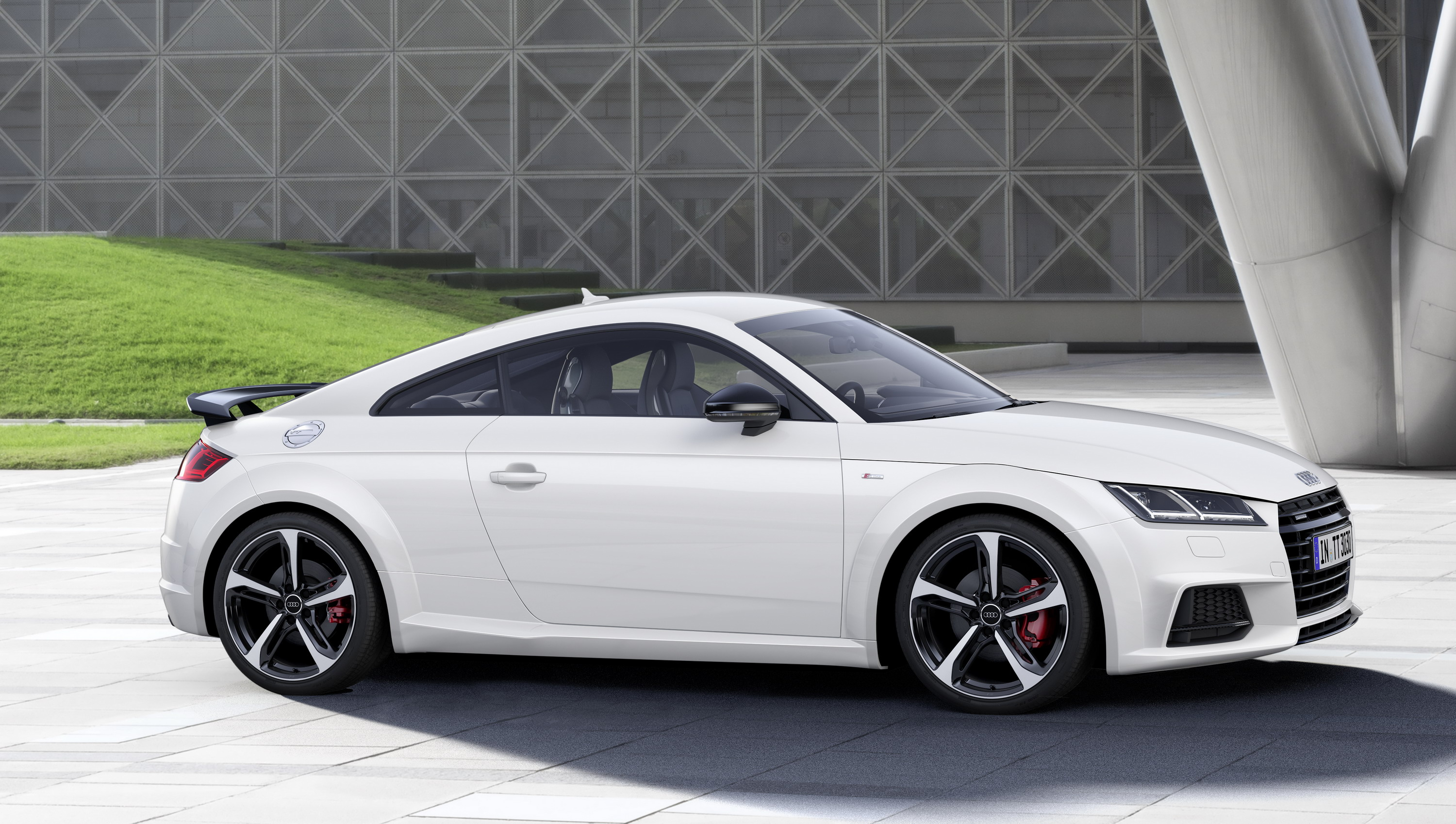 Audi TT S Line Competition Top Speed - Audi s line
