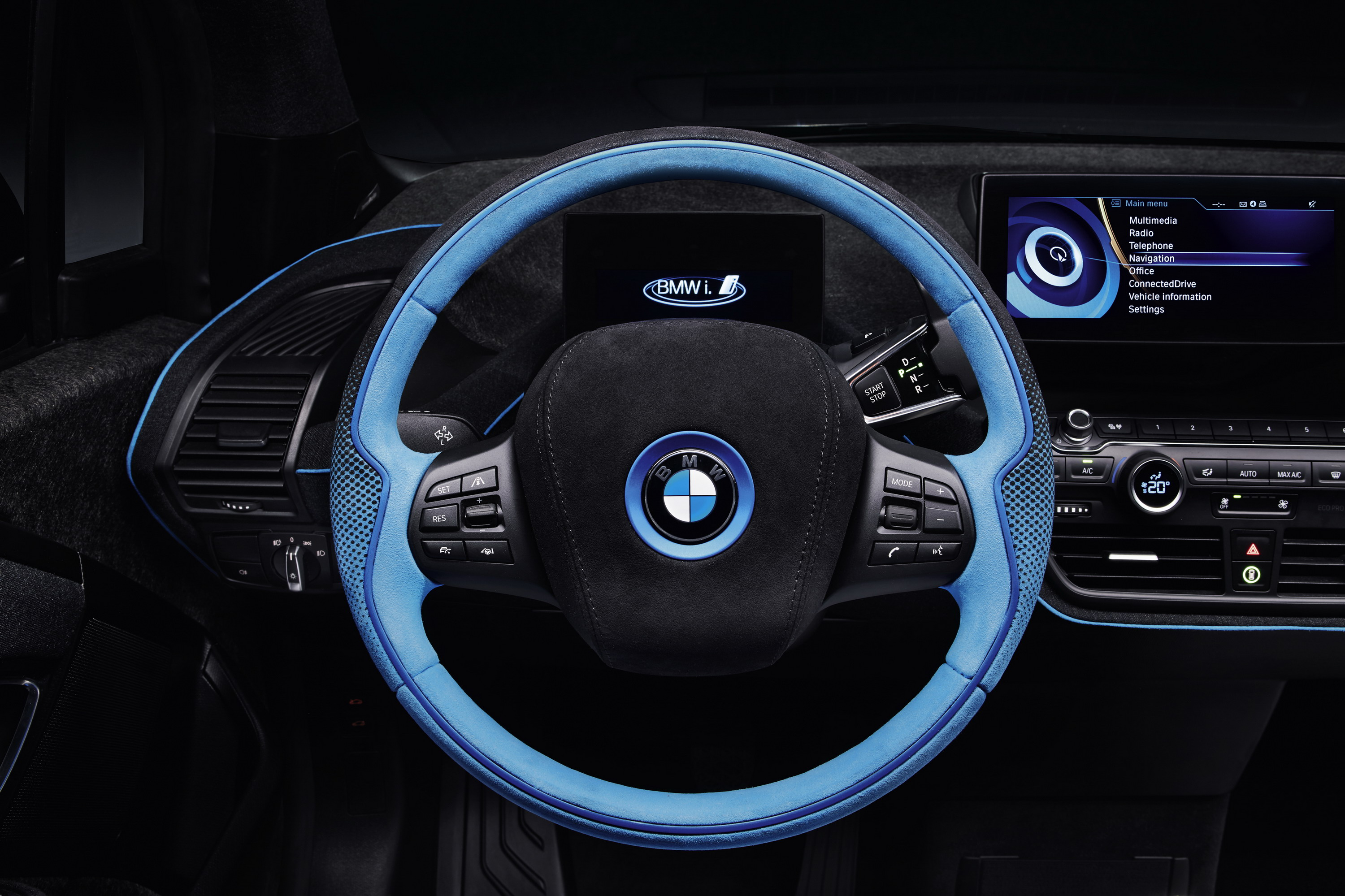 Bmw I3 And I8 Crossfade Concepts Get Trippy Body Paints Top Speed