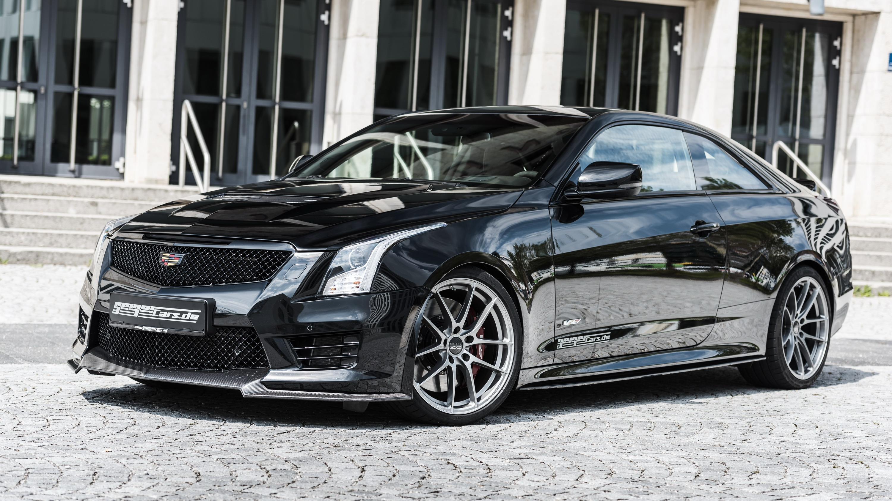2016 cadillac ats v coupe twin turbo black line by geiger cars pictures photos wallpapers. Black Bedroom Furniture Sets. Home Design Ideas