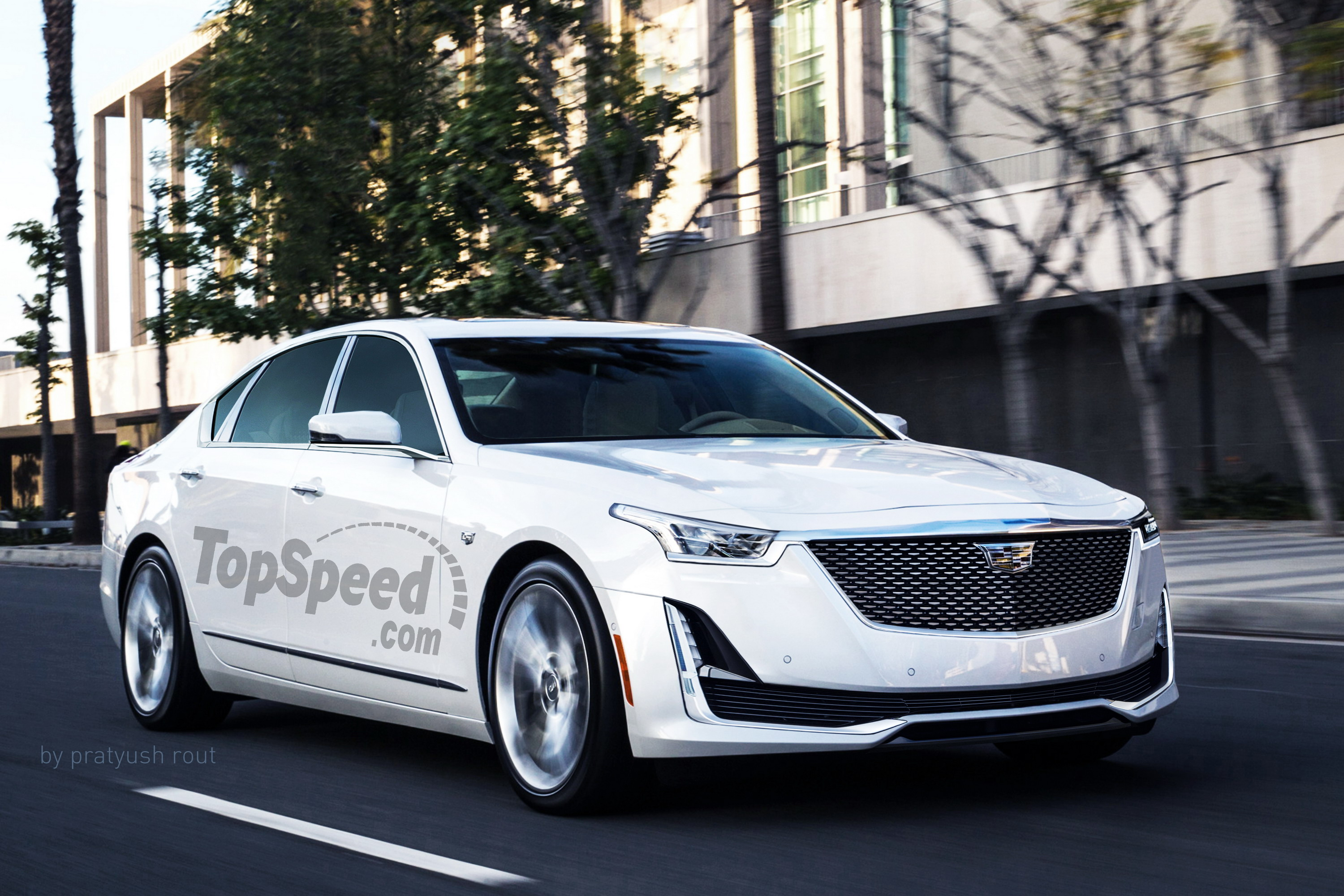 2019 Cadillac CT8 Gallery 687286 | Top Speed