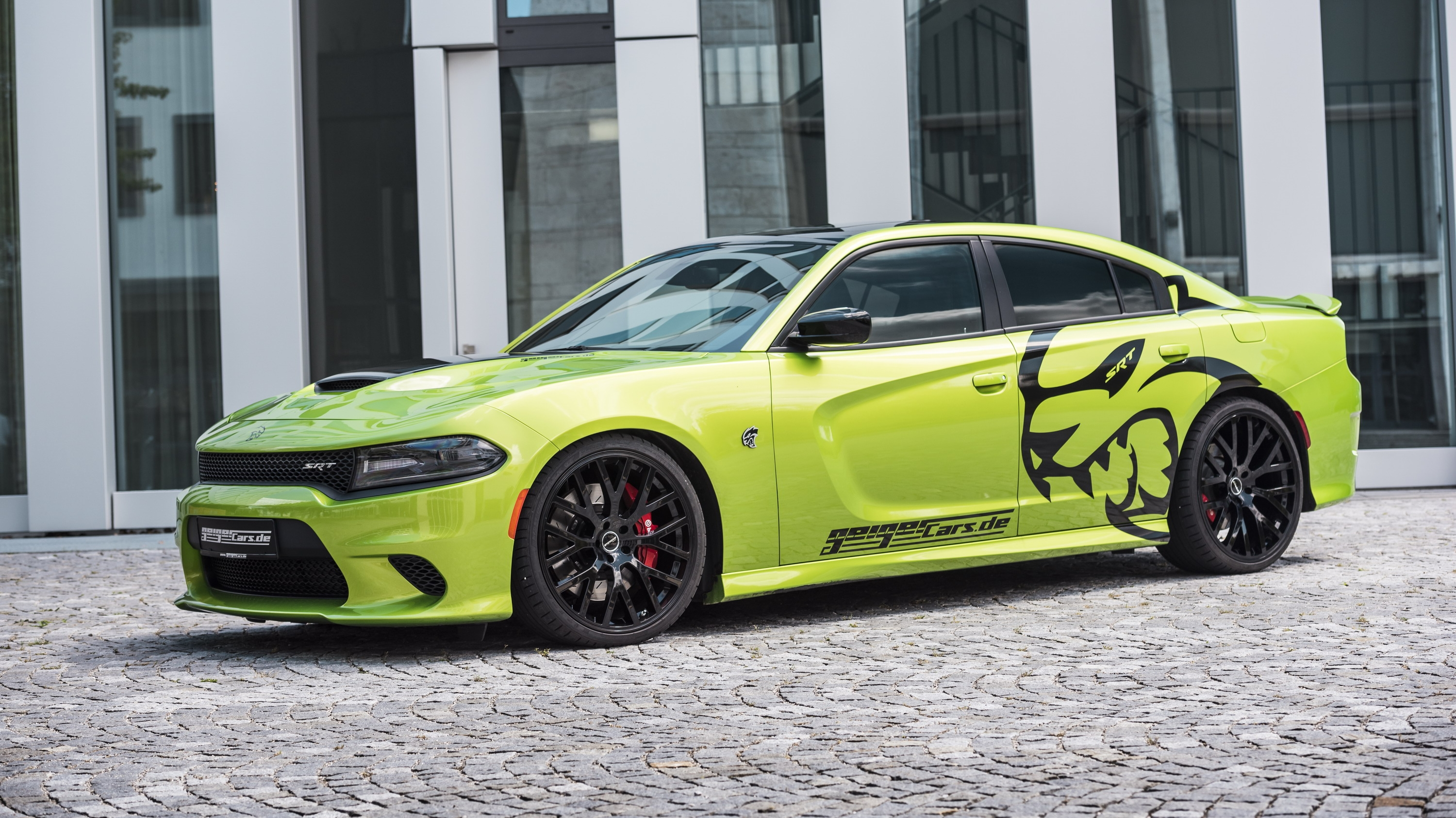 Srt Hellcat >> 2016 Dodge Charger SRT Hellcat By Geiger Cars Review - Top Speed