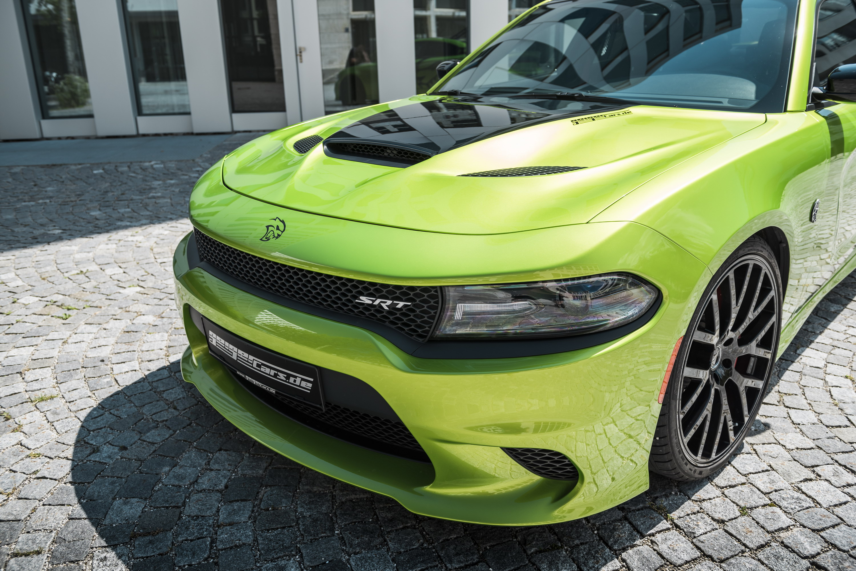 2016 dodge charger srt hellcat by geiger cars gallery 689100 top speed. Black Bedroom Furniture Sets. Home Design Ideas
