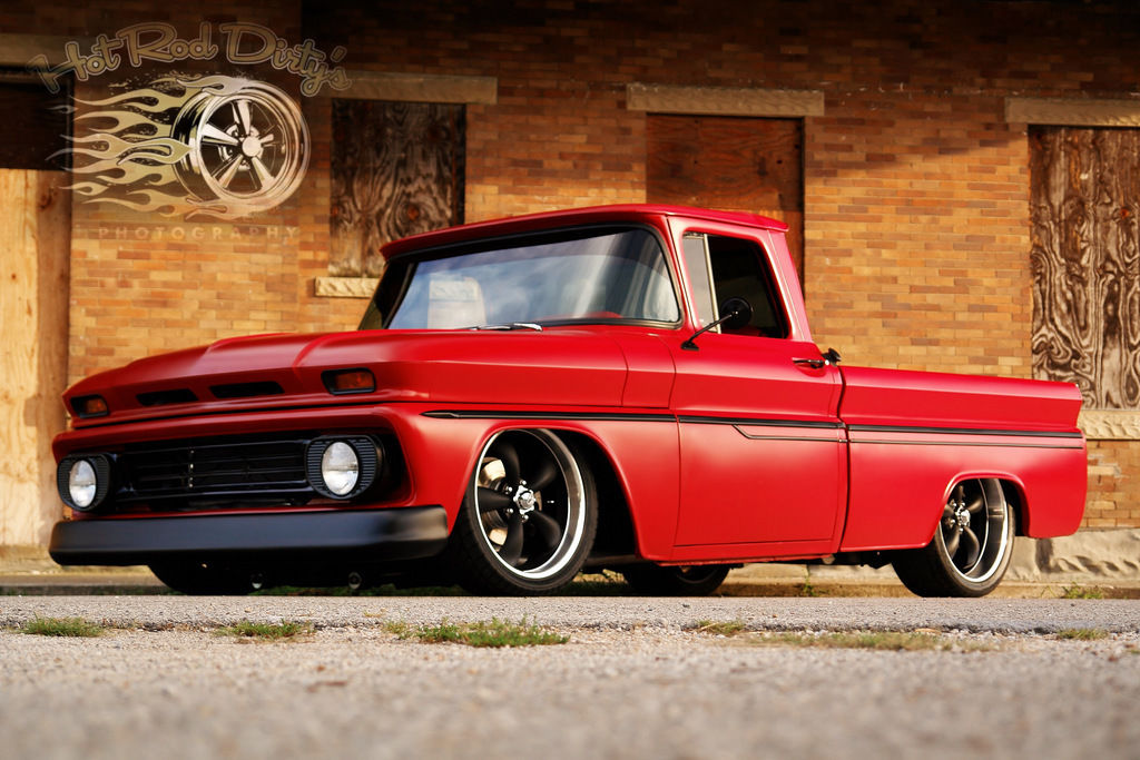 Ebay Find Of The Day: 1962 Chevy C10 Patina Pro Touring