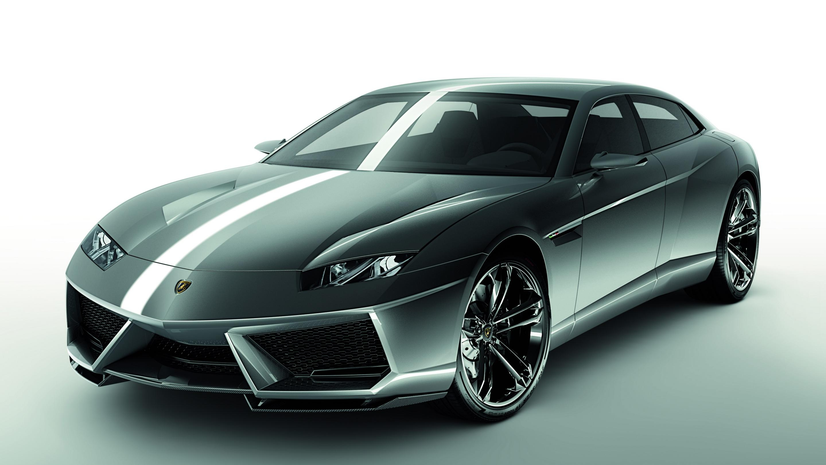 Lamborghini Ceo Leaves Door Open For Four Door Sedan Shuts Down
