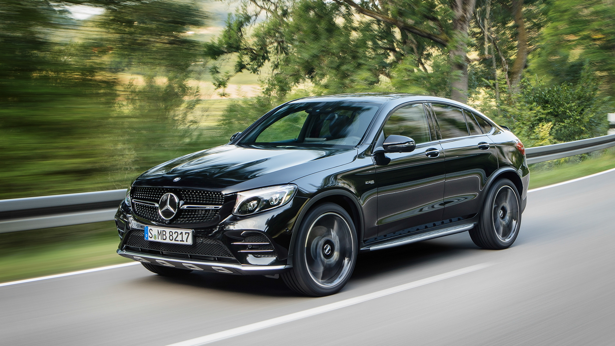Mercedes glc 43 coupe