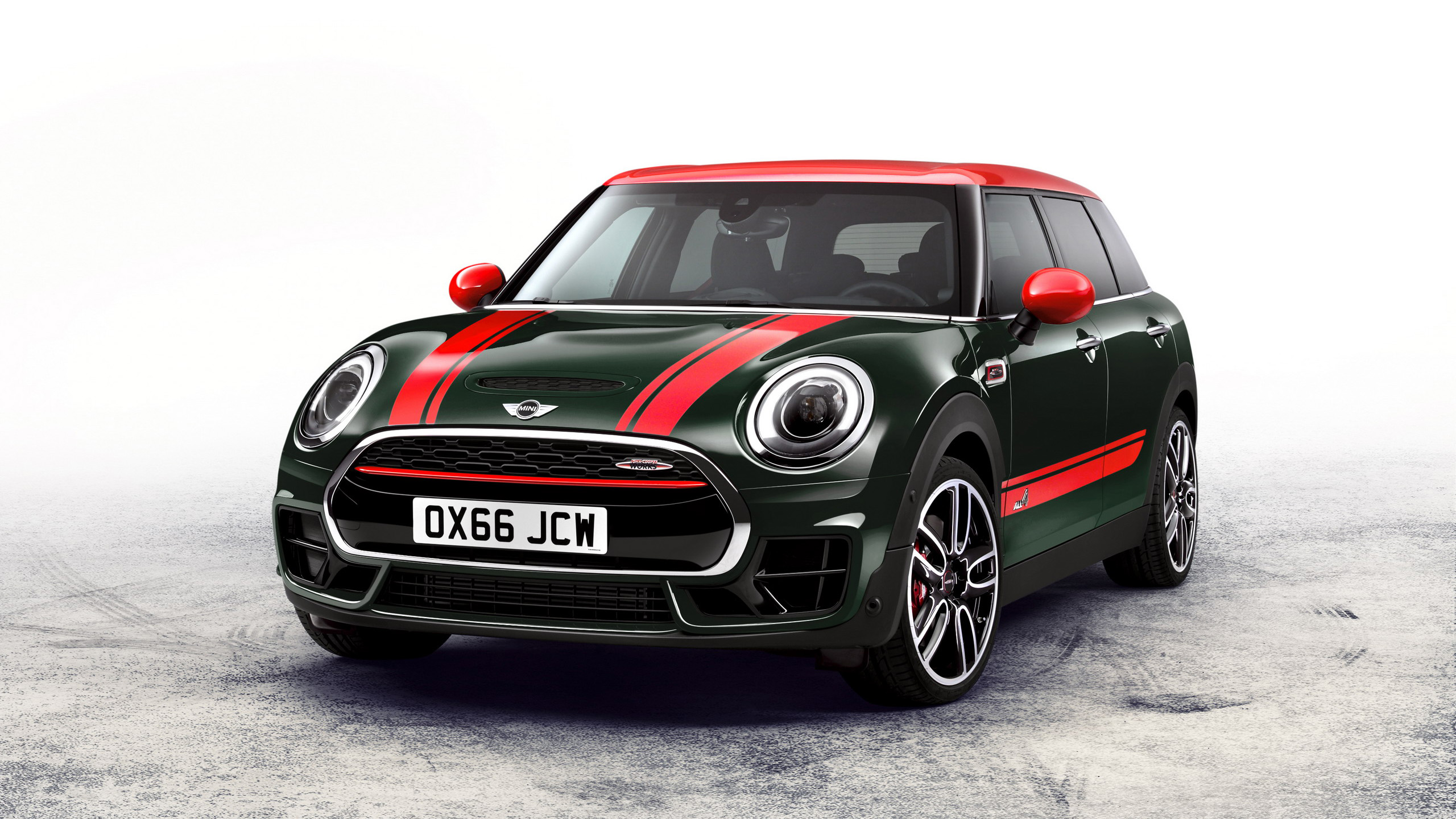 2017 Mini John Cooper Works Clubman Top Speed