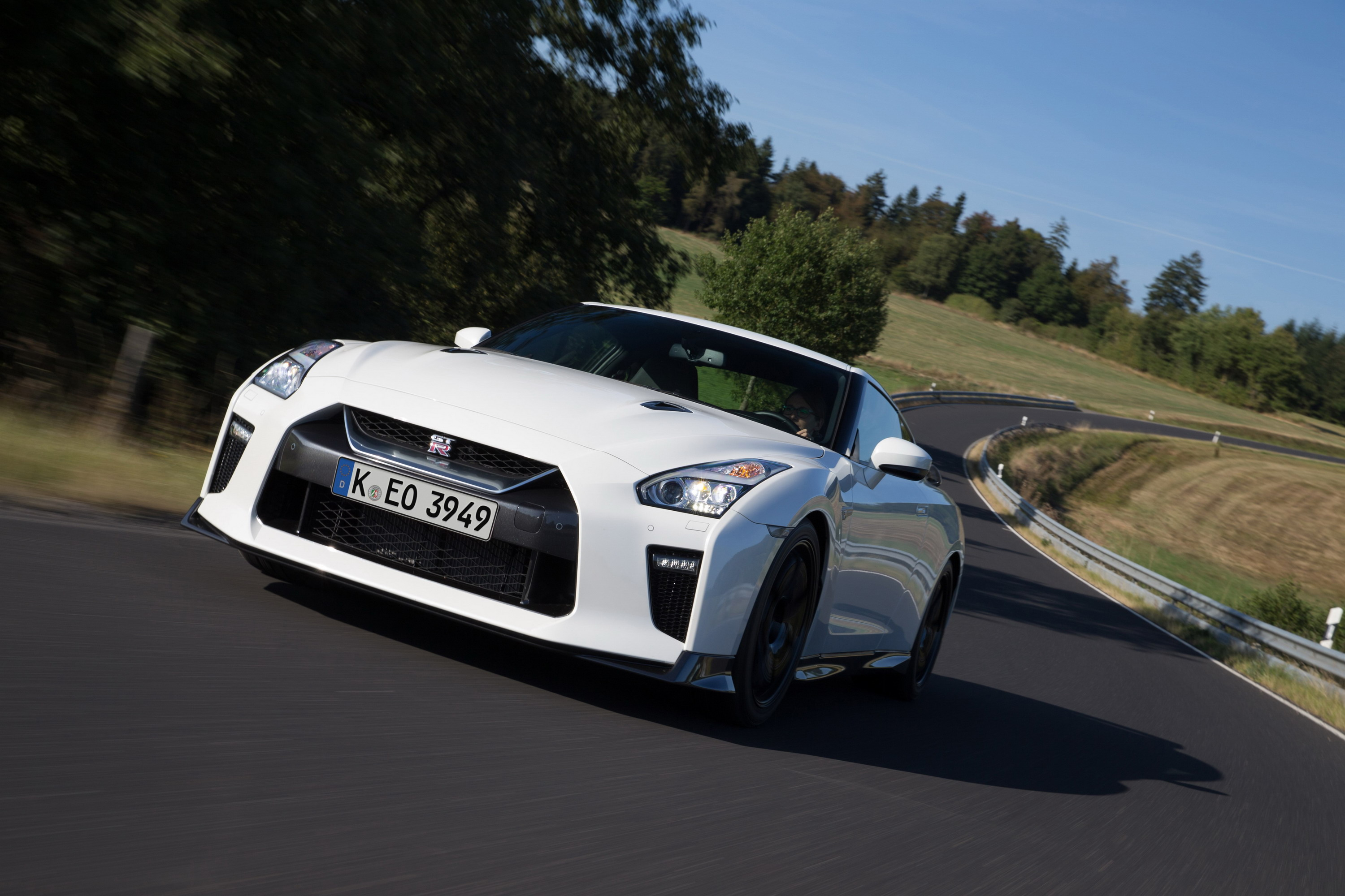 2017 Nissan Gt R Track Edition Top Speed