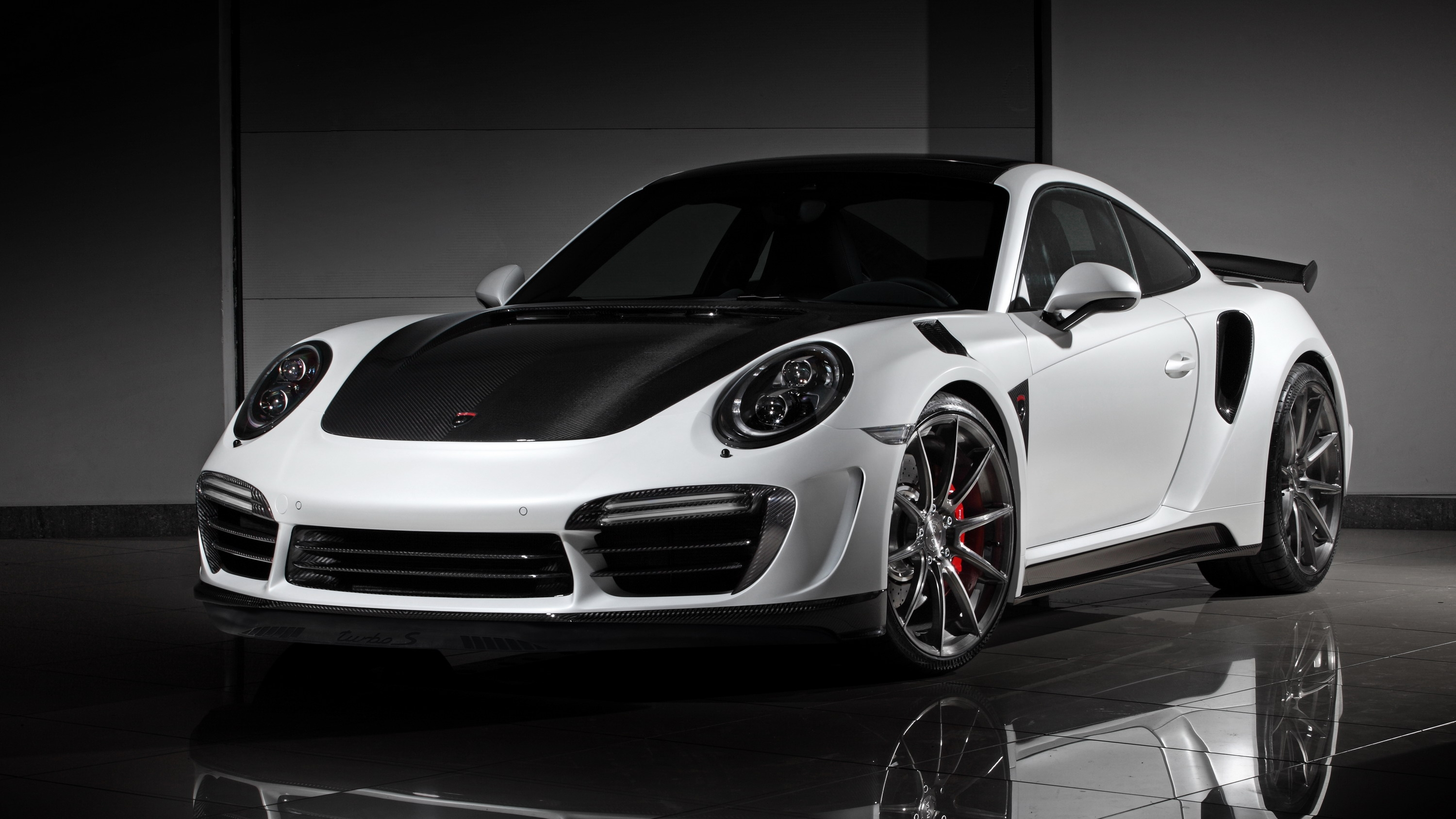 2016 Porsche 911 Turbo S Stinger Gt3 Gen 2 By Top Car