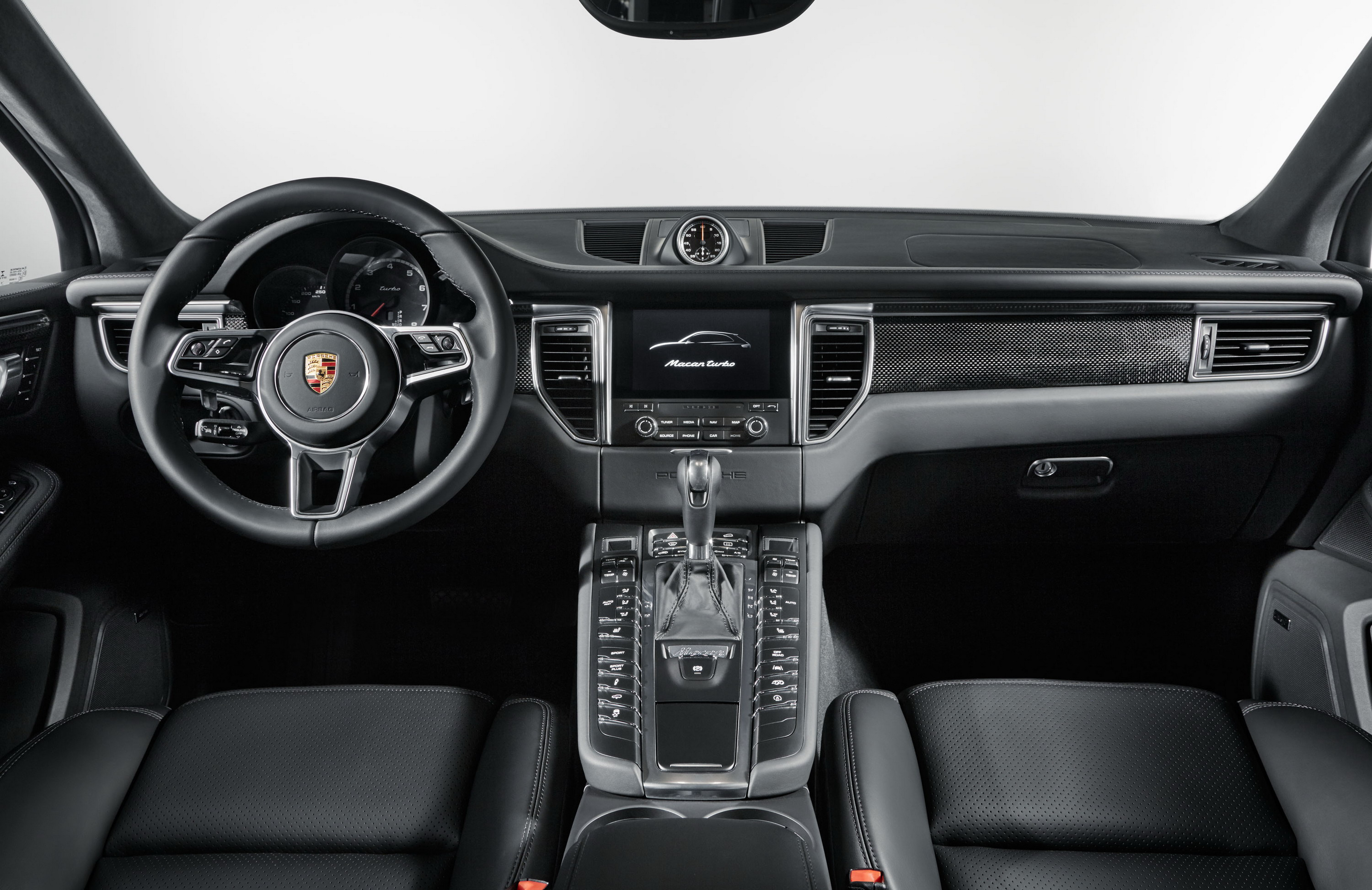 2017 Porsche Macan Turbo With Performance Package Top Speed
