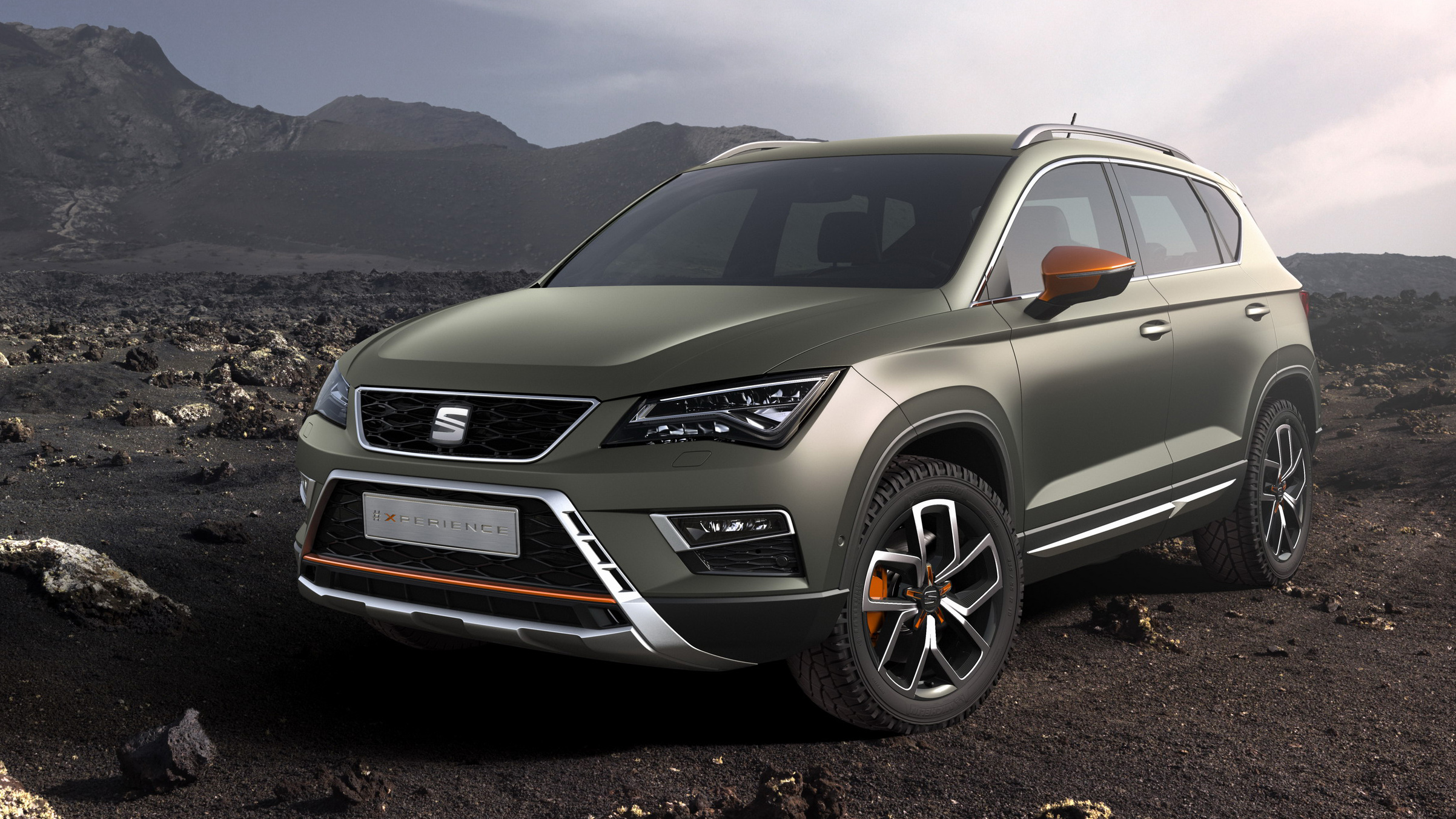 2016 seat ateca x perience pictures photos wallpapers top speed. Black Bedroom Furniture Sets. Home Design Ideas
