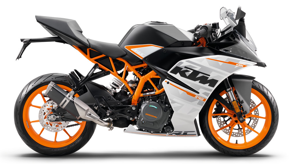 2017 Ktm Rc 125 Rc 390 Review Top Speed