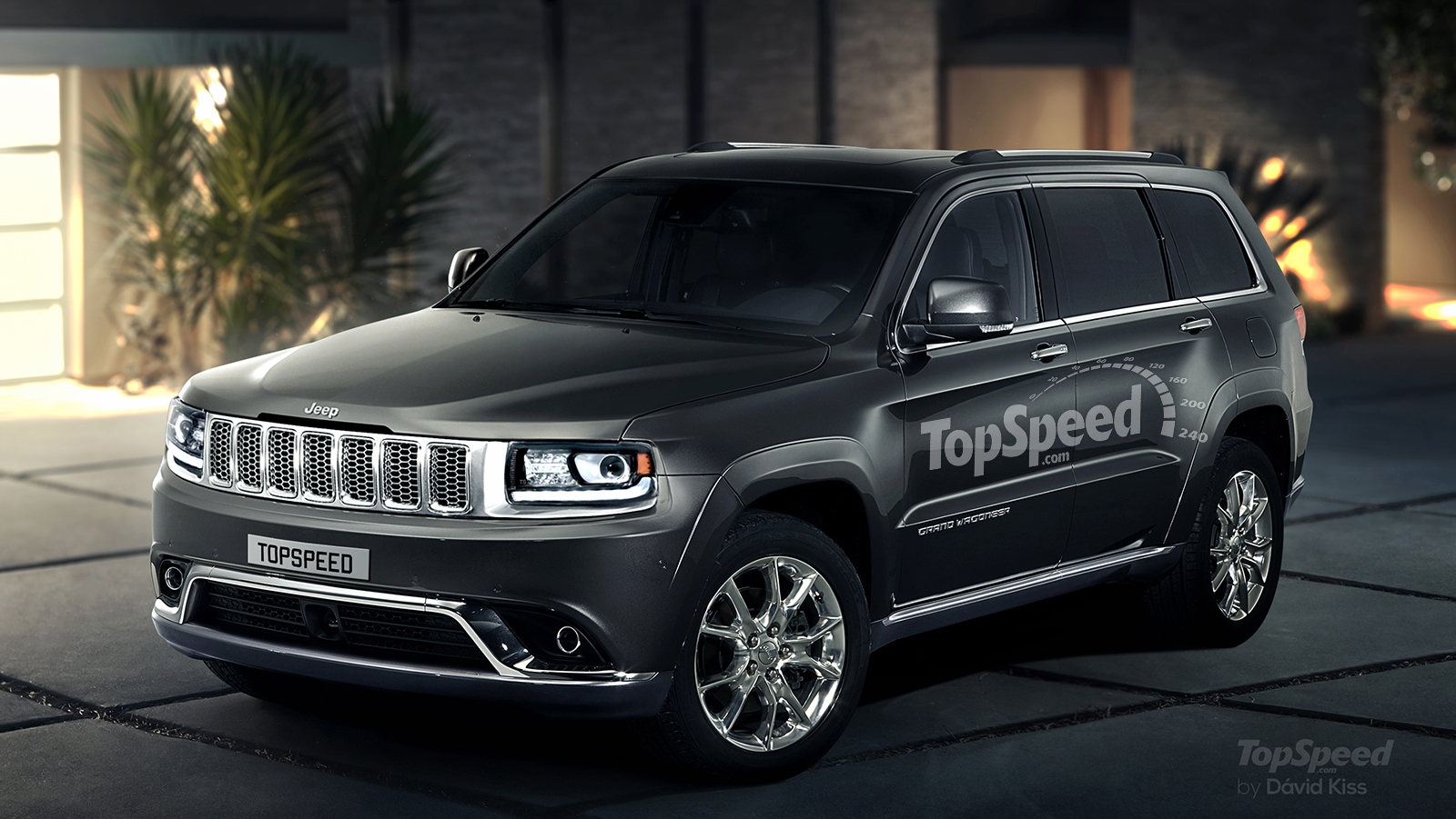 """Jeep Grand Cherokee Third Row >> Jeep Grand Wagoneer """"Placed On Hold,"""" Sources Say News - Gallery - Top Speed"""
