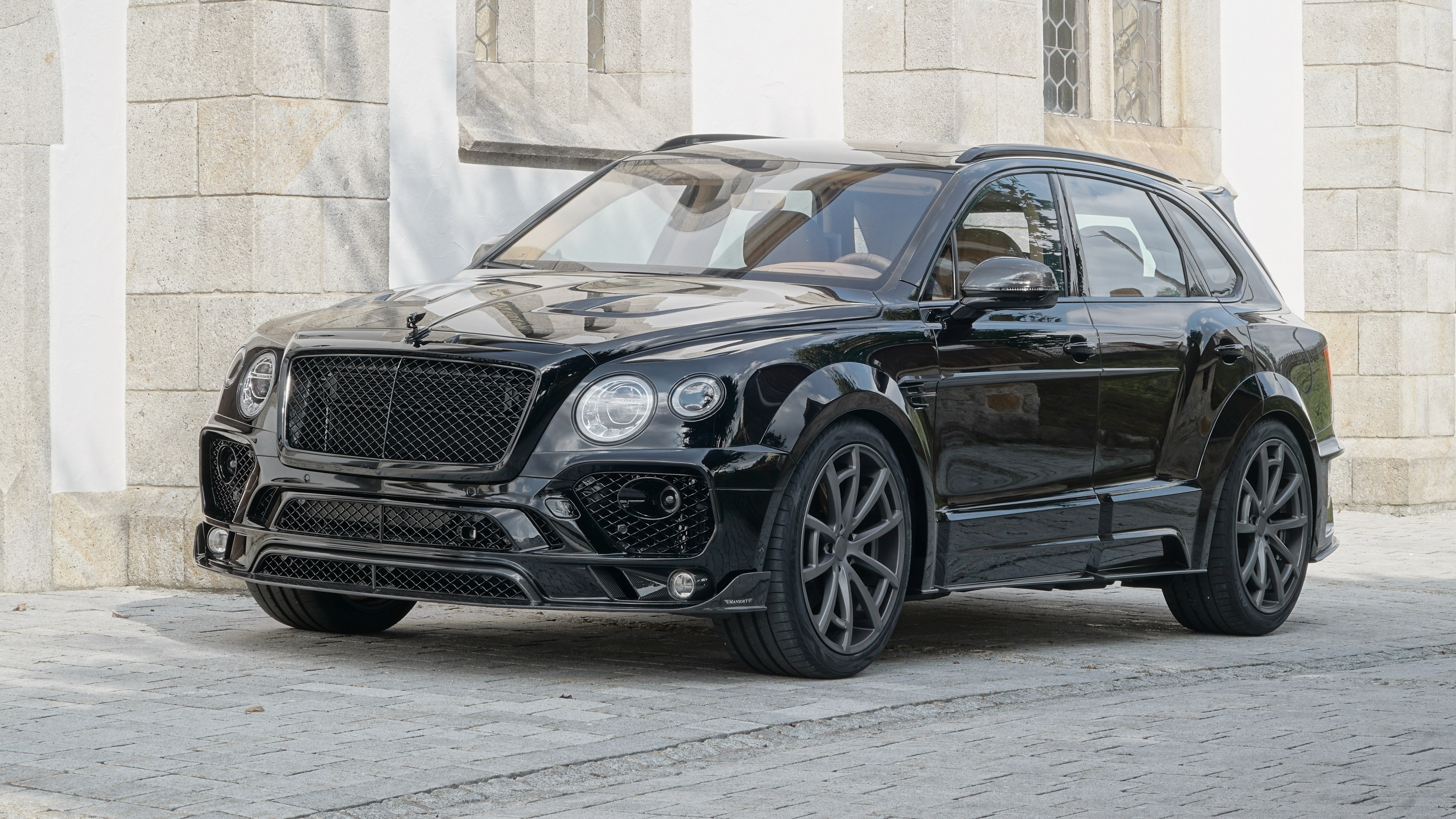 2017 Bentley Bentayga By Mansory Top Speed