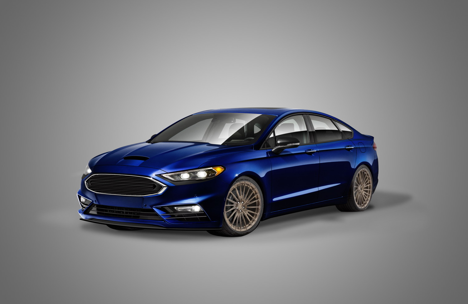 2016 ford fusion sport by legacy innovations top speed