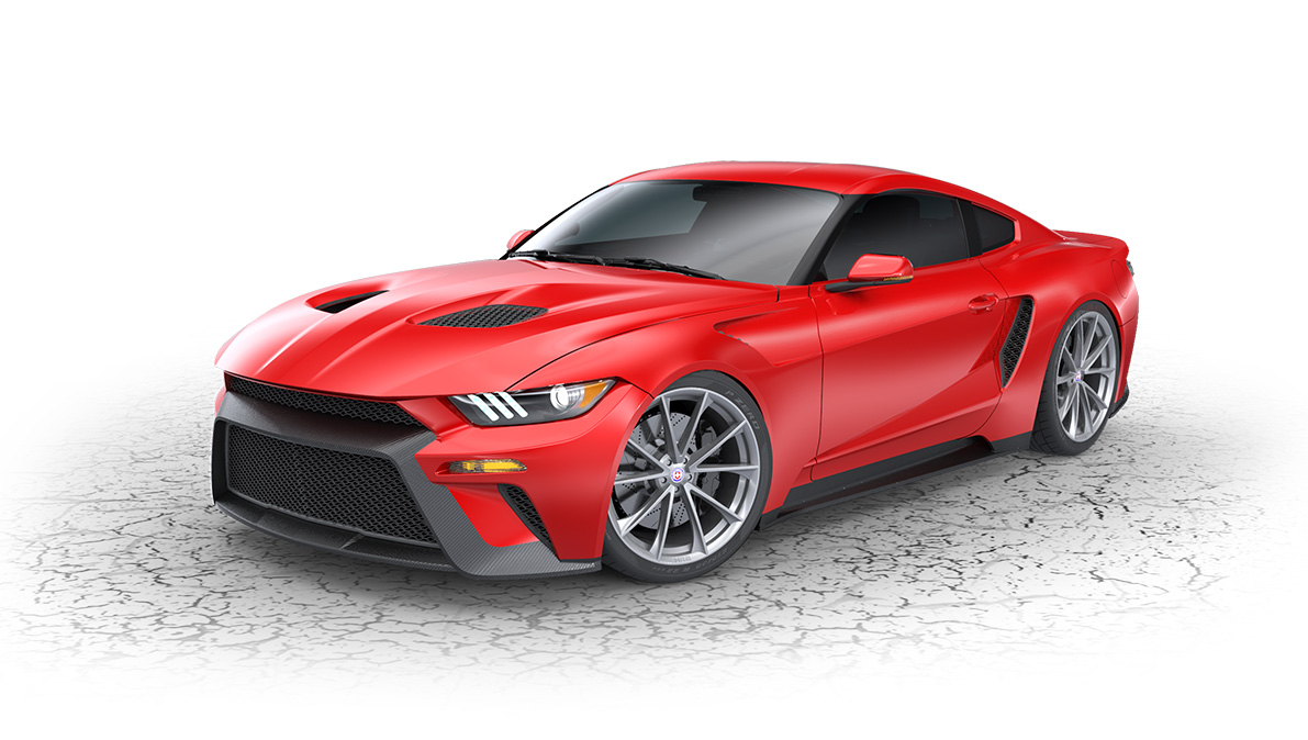 2016 ford mustang gran turismo tribute by zero to 60 design top speed