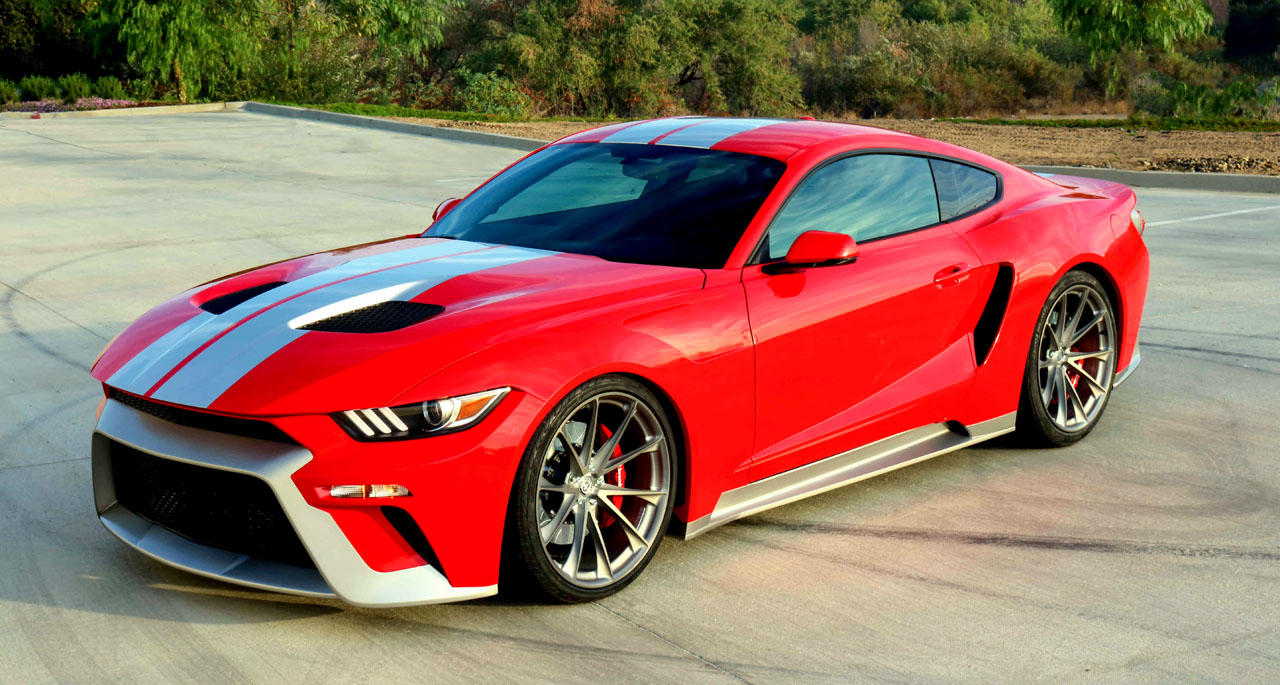 Ford Mustang Gt Zero To 60