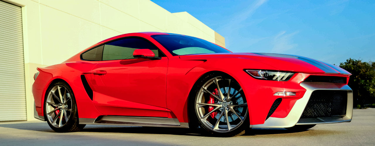 Ford Mustang Gran Turismo Tribute By Zero To  Design Top Speed