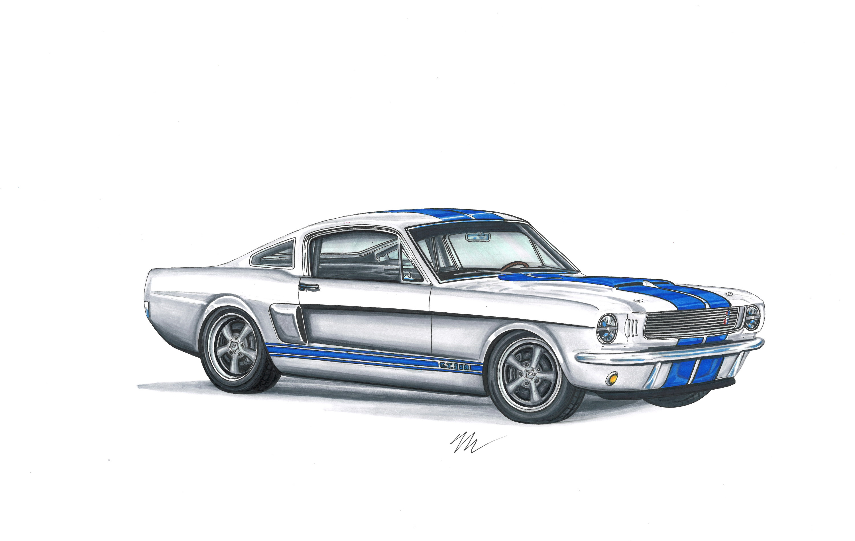 Ford Shelby Gt By Revology Cars Top Speed