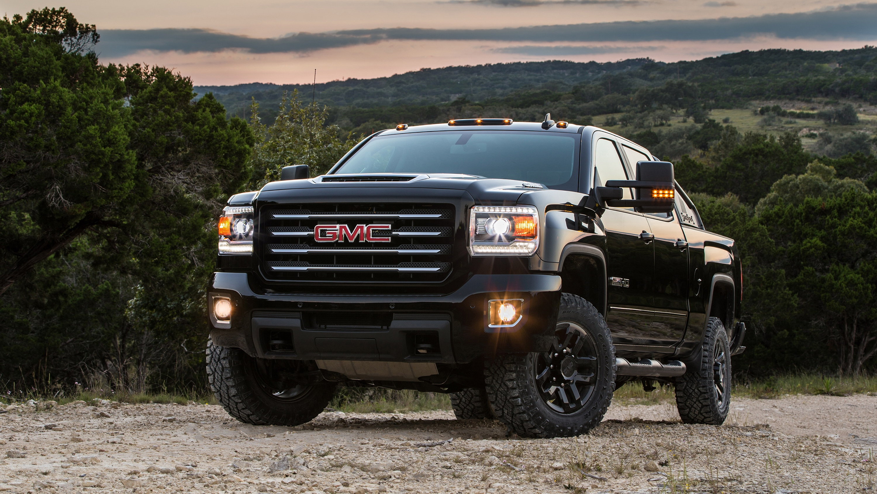 The gmc sierra hd is getting some much needed powertrain updates for the 2017 model year but that s not the only change happening