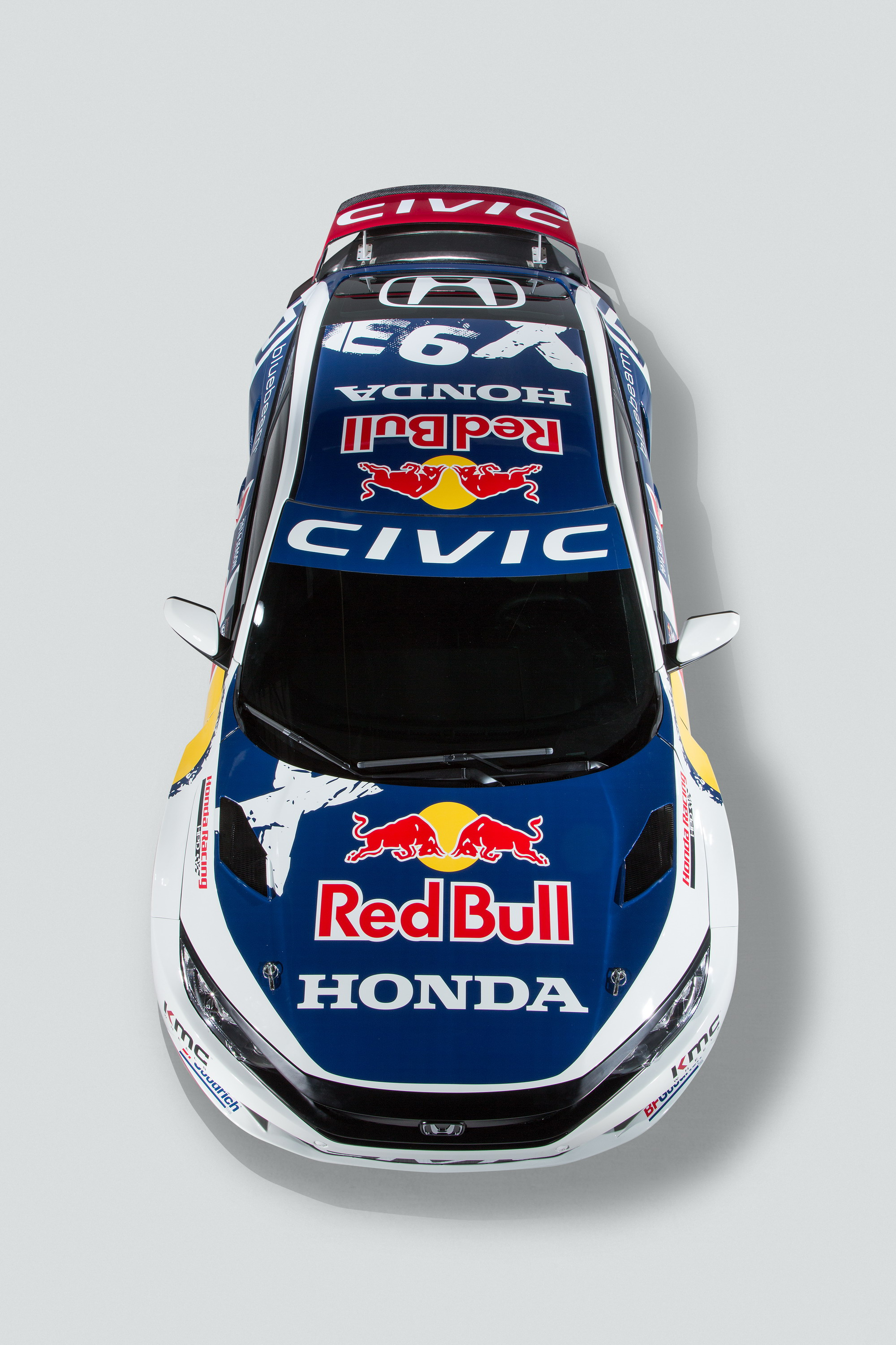 2016 Honda Civic Coupe GRC Competitive Race Car | Top Speed. »