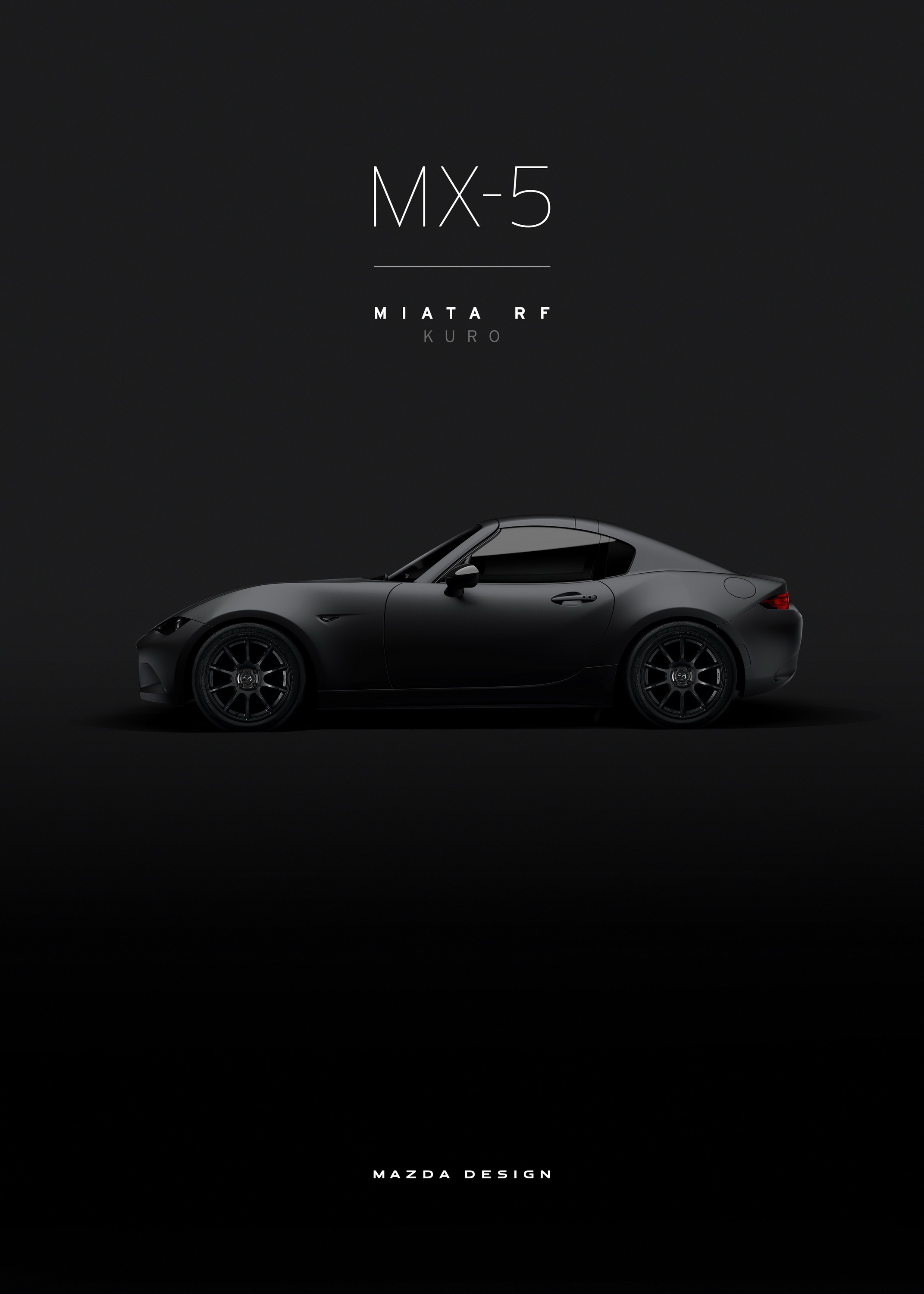 mx 5 rf specifications