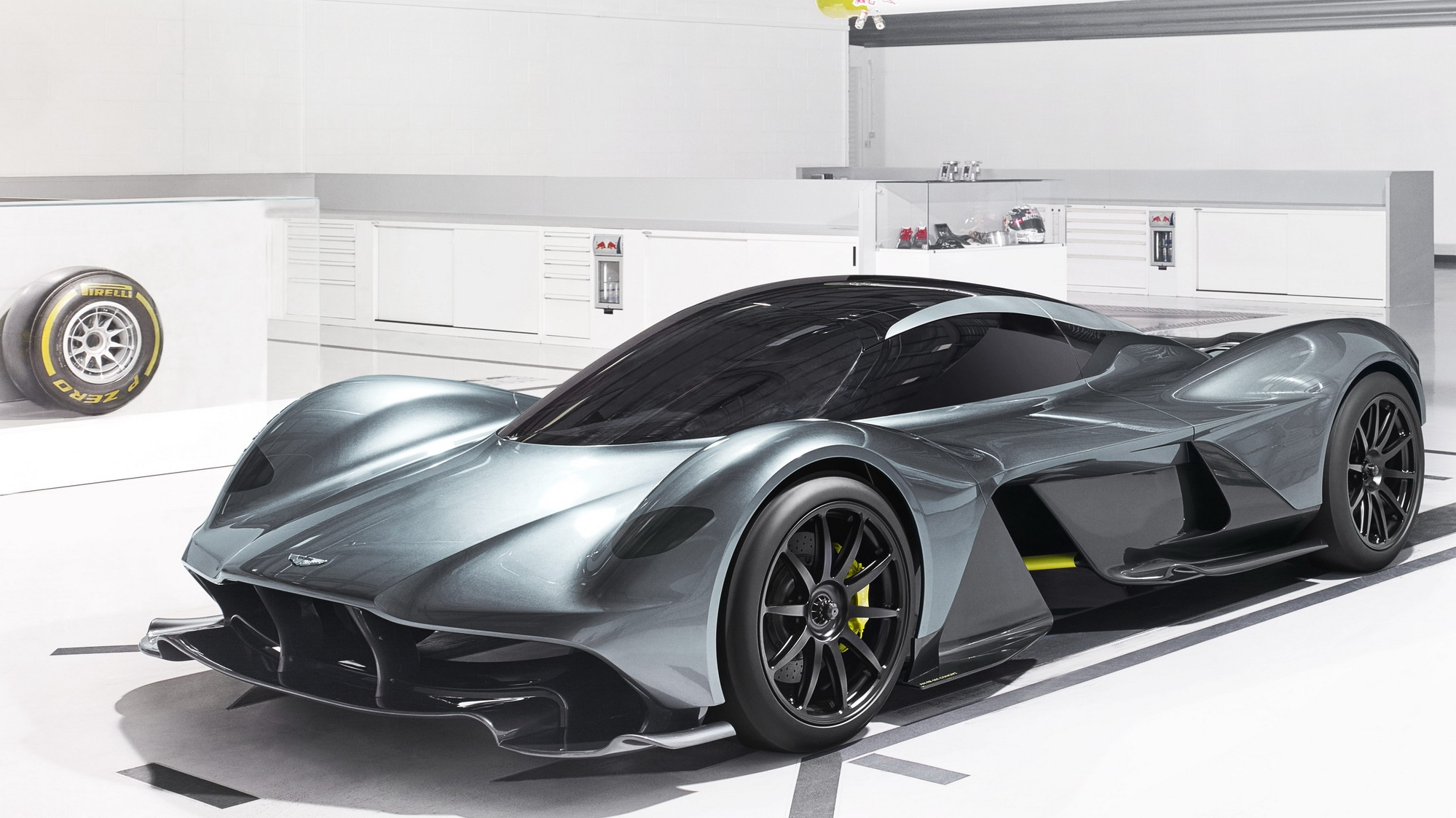 the aston martin am-rb 001 can reportedly hit 200 mph in just 10