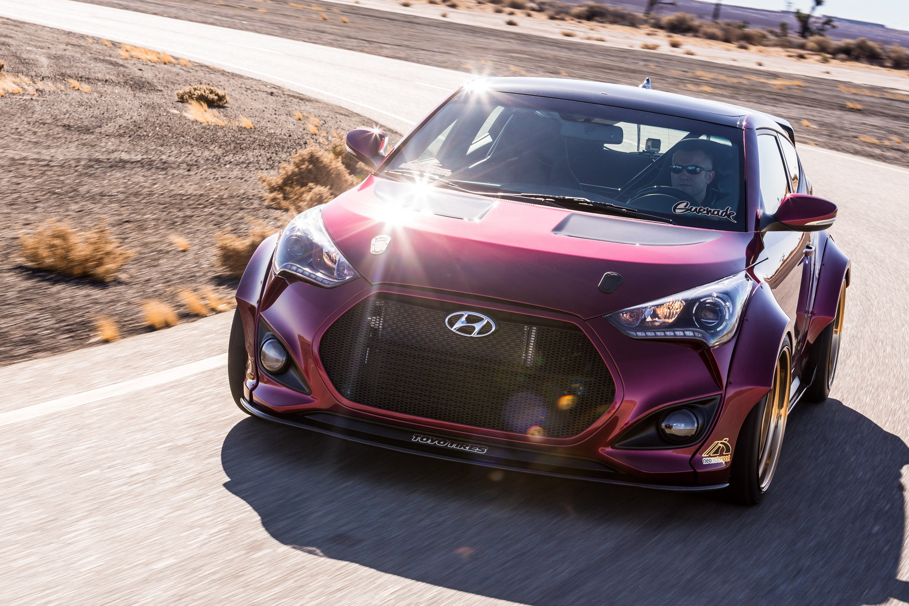 2016 Hyundai Veloster Concept By Gurnade Top Speed Turbo Intercooler
