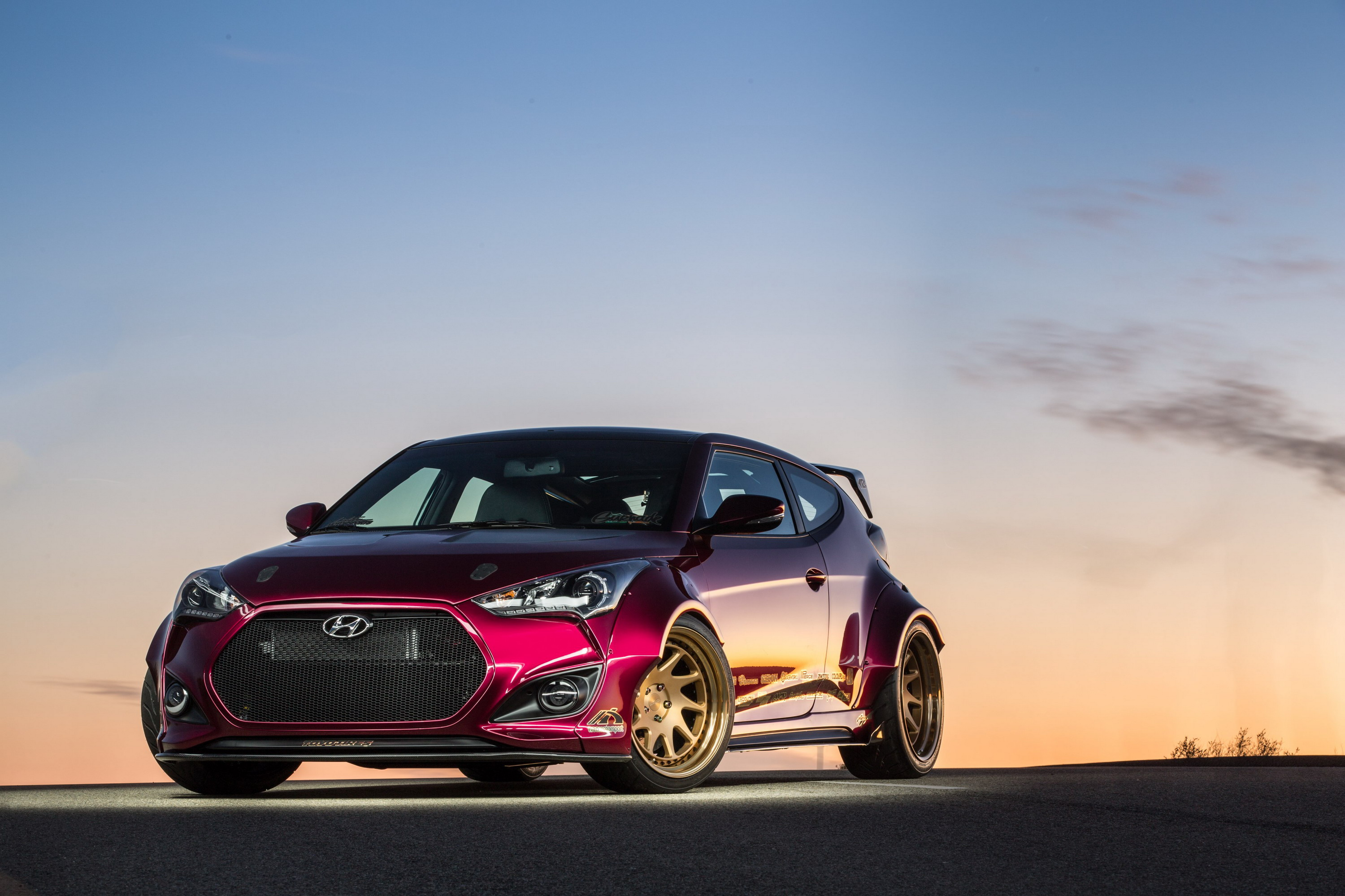 2016 Hyundai Veloster Concept By Gurnade Top Speed