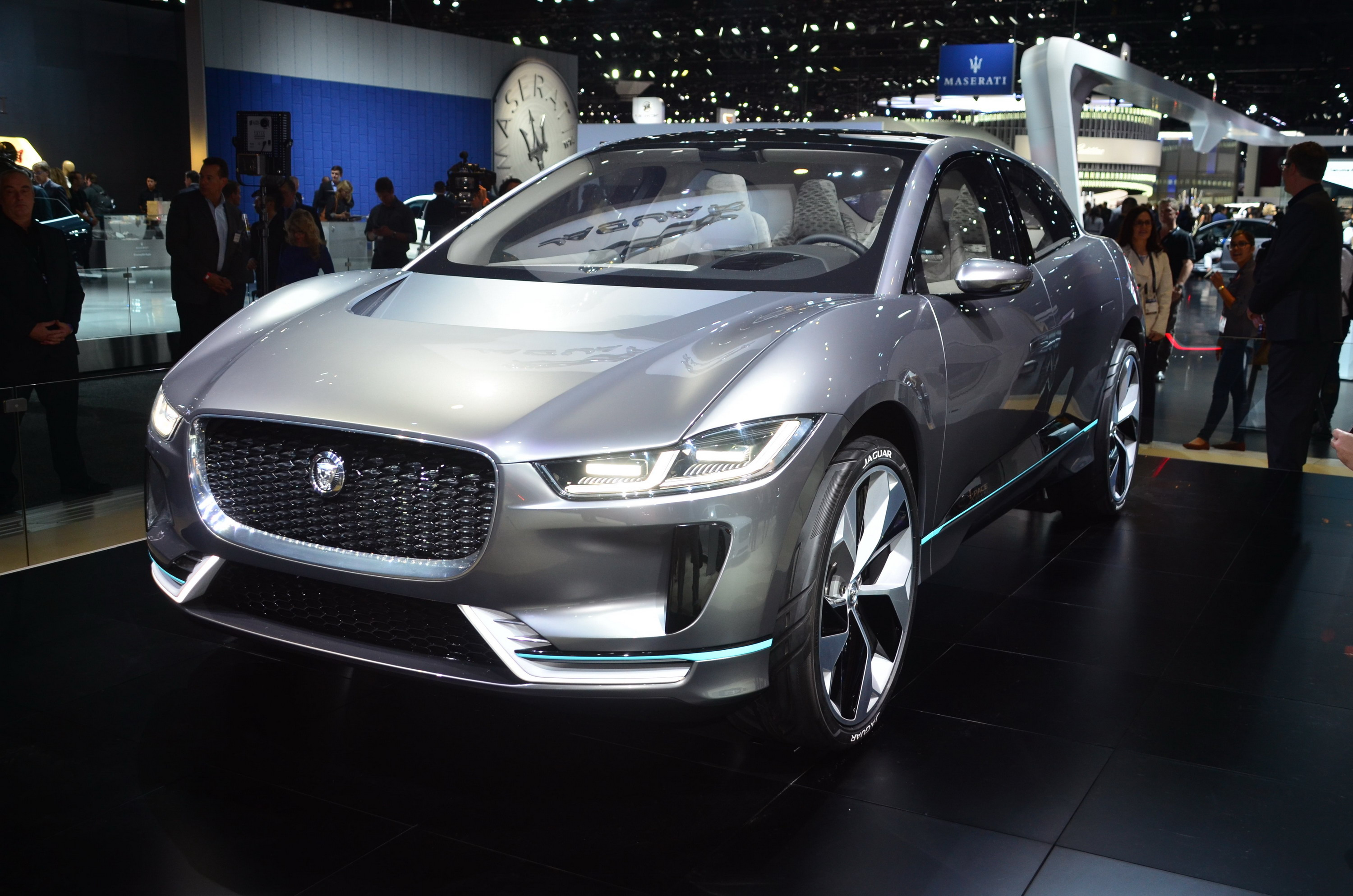 2016 Jaguar I-Pace Concept Gallery 696637   Top Speed