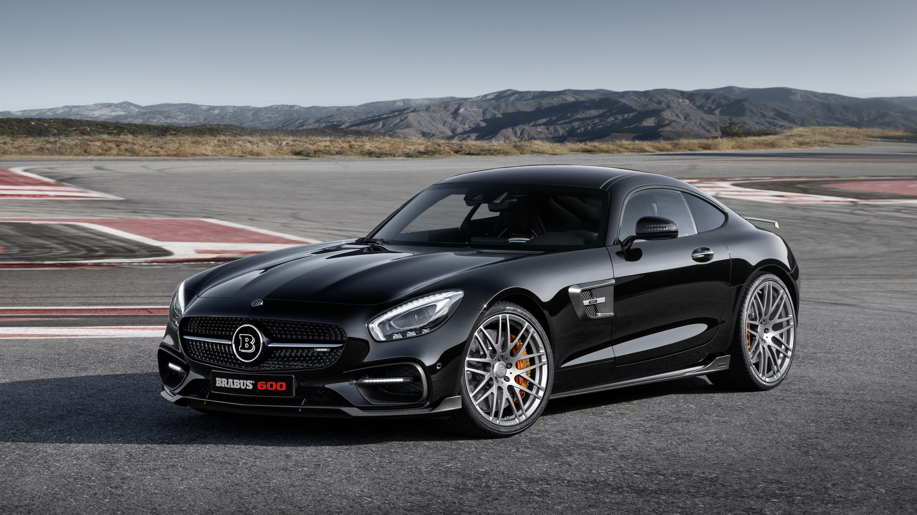 2016 Mercedes-AMG GT S By Brabus | Top Speed