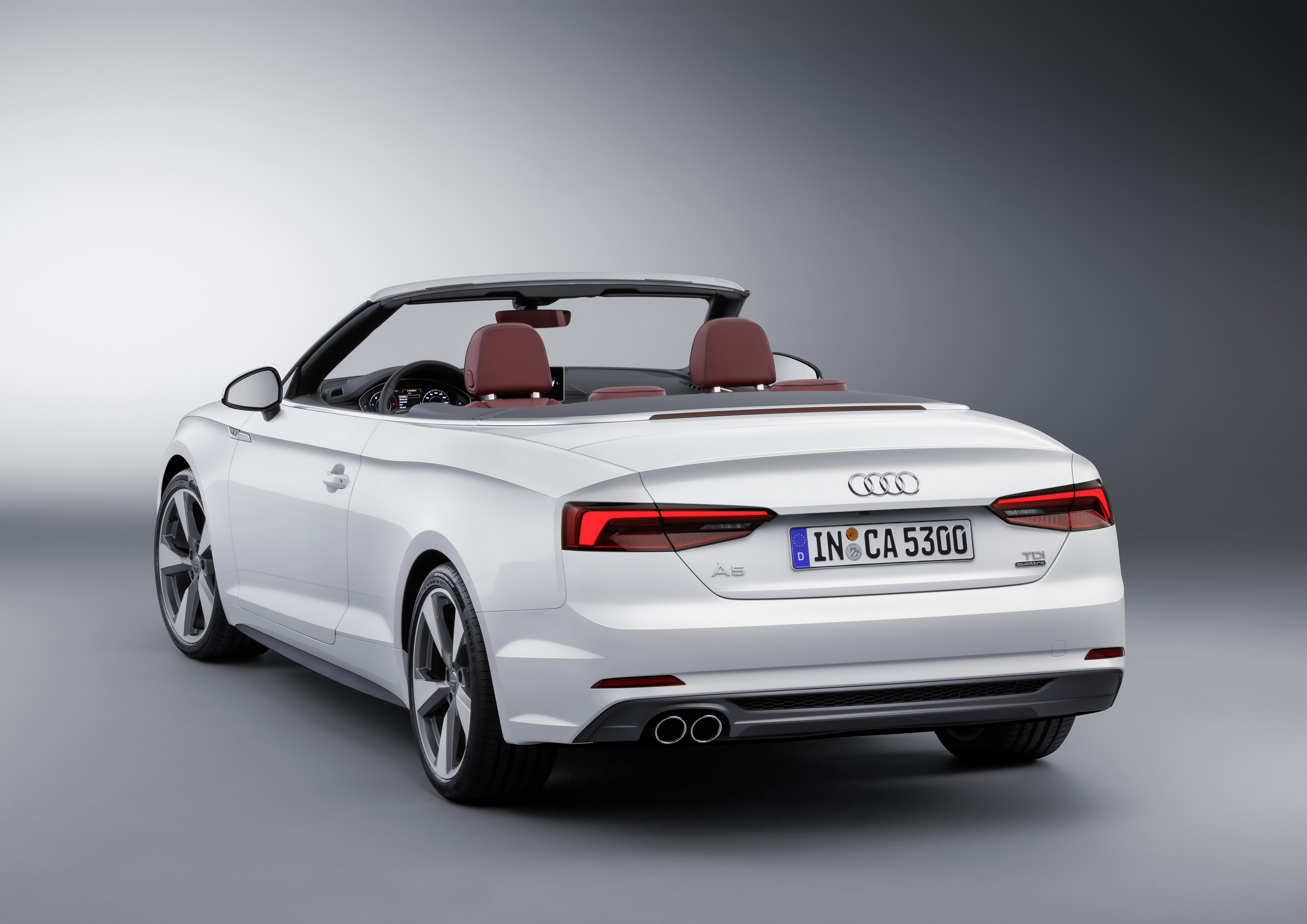 2017 Audi A5 Convertible Review Top Speed