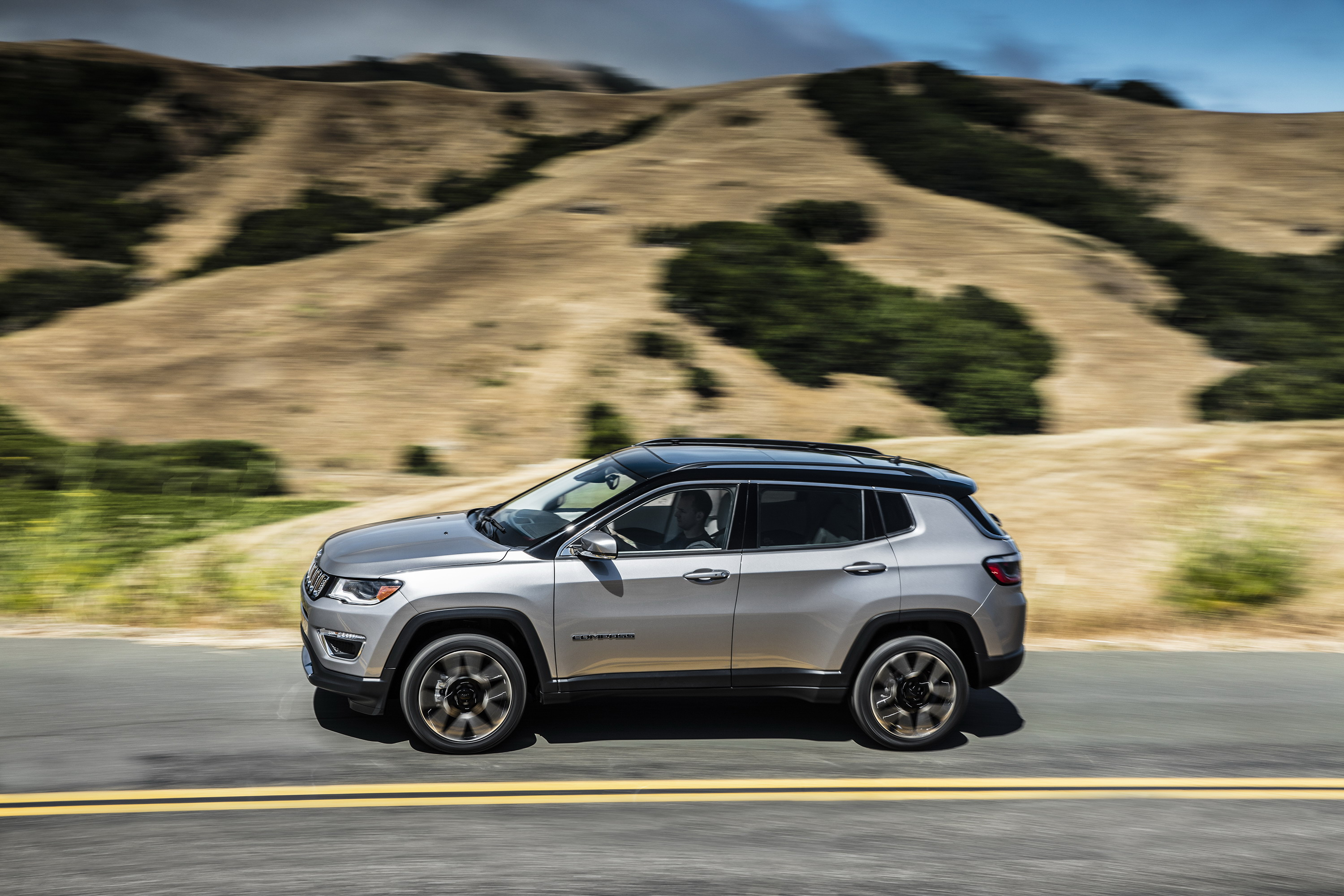 2017 jeep compass review - top speed