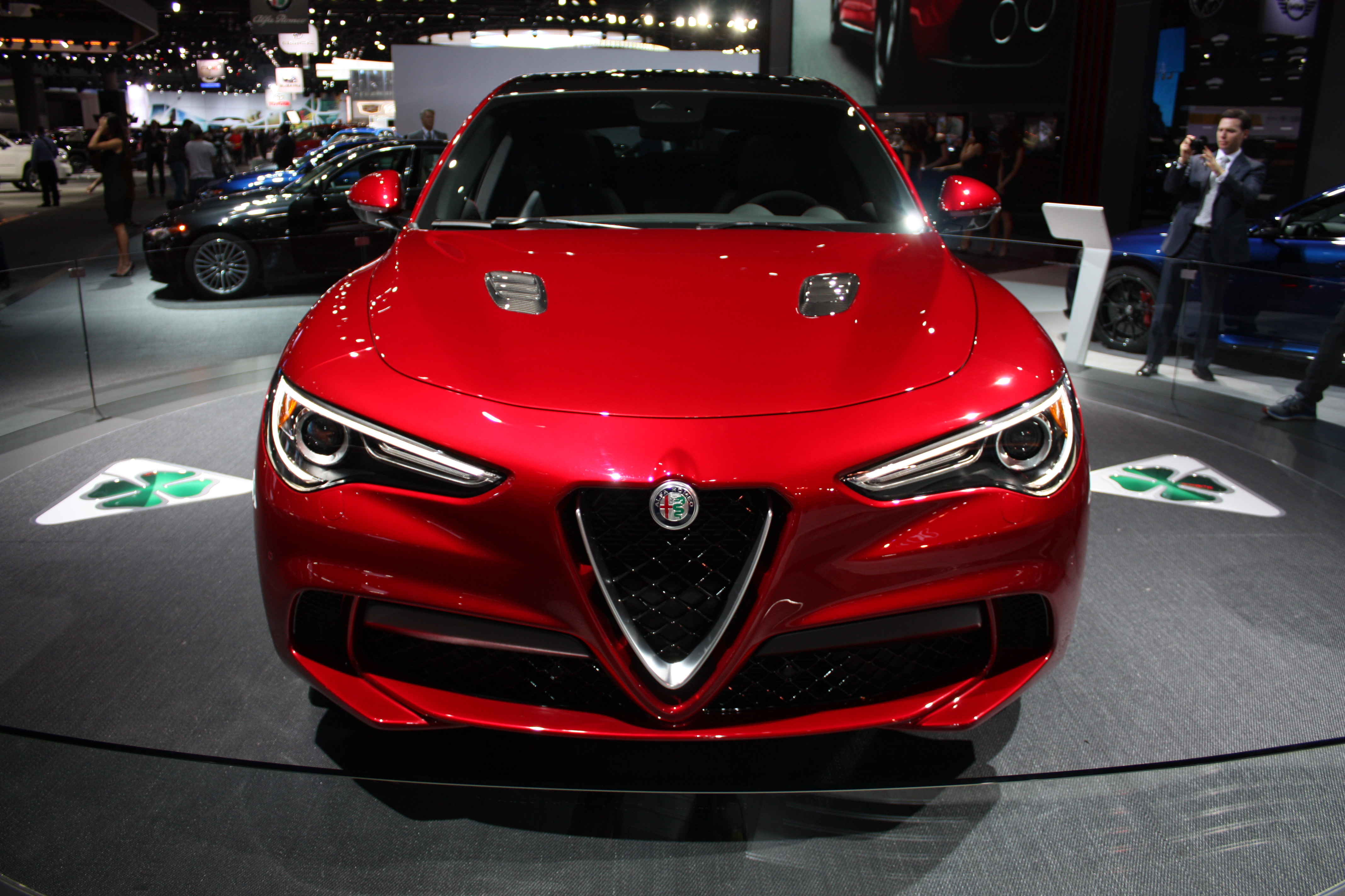 Alfa Romeo 4C Top Speed >> 2018 Alfa Romeo Stelvio Quadrifoglio Review - Top Speed