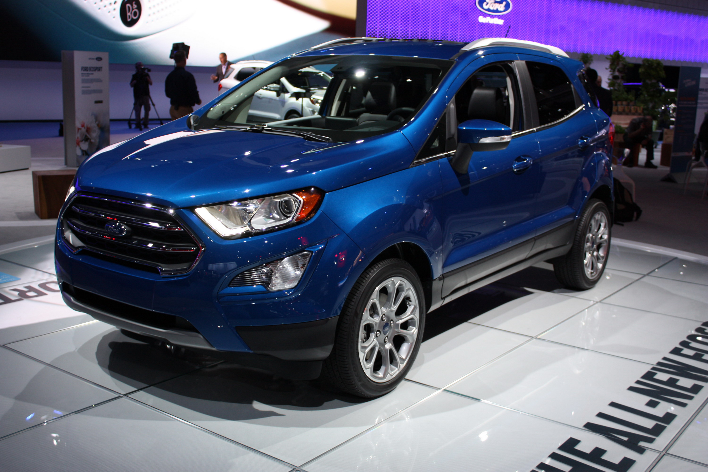 2018 ford ecosport review top speed. Black Bedroom Furniture Sets. Home Design Ideas