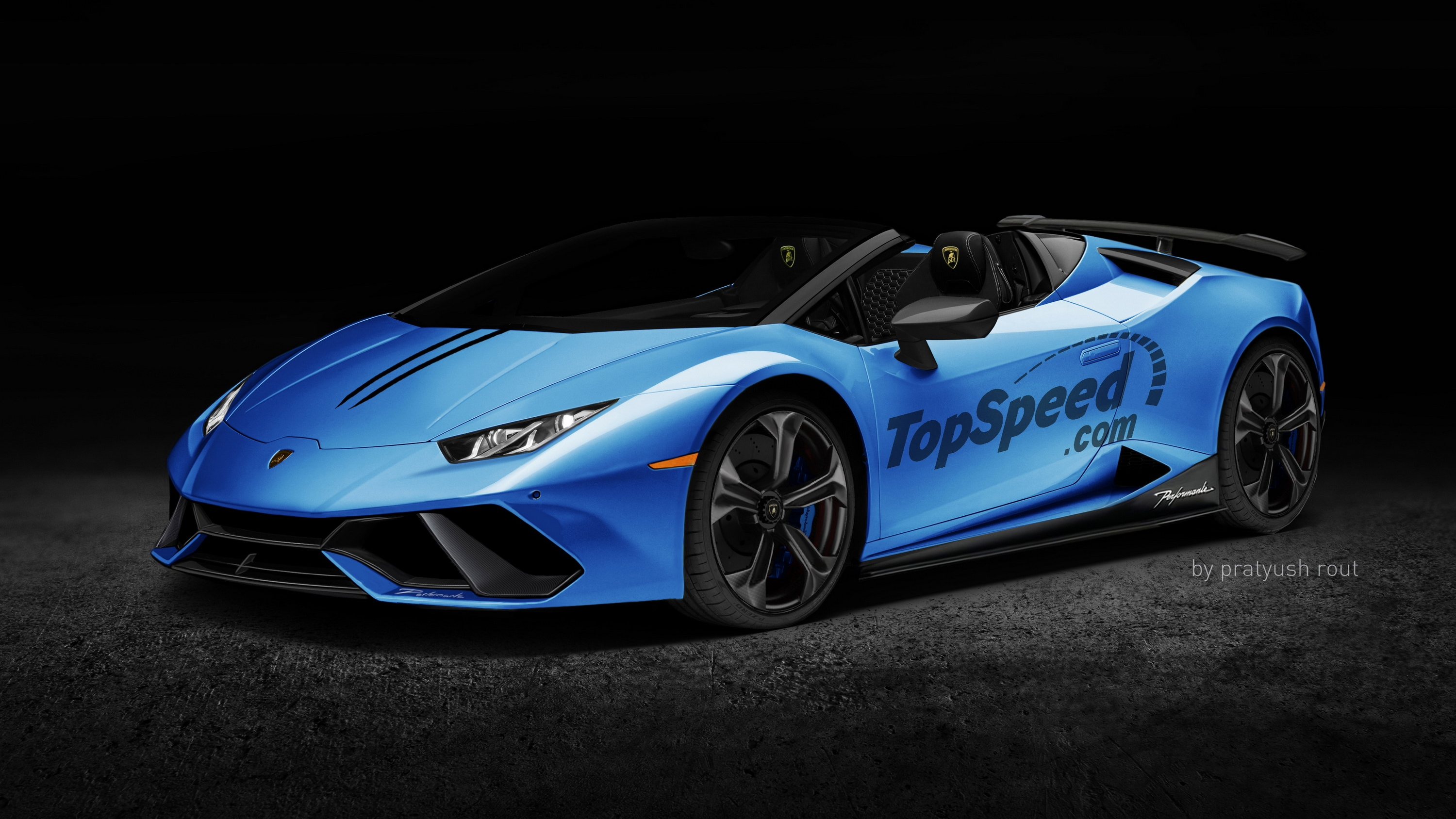 2018 lamborghini huracan performante spyder review gallery top speed. Black Bedroom Furniture Sets. Home Design Ideas