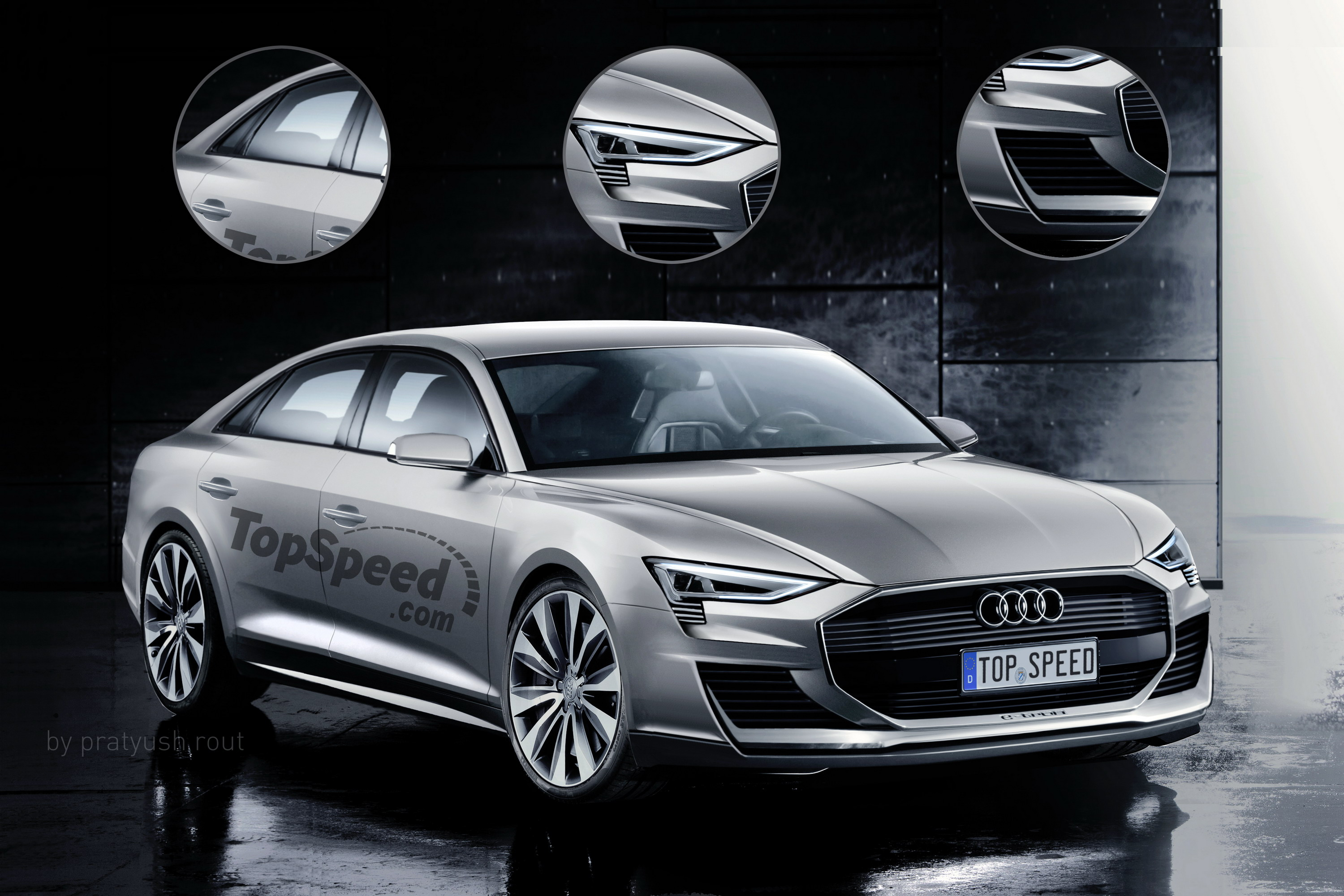 Audi A9 >> 2020 Audi A9 E Tron Top Speed