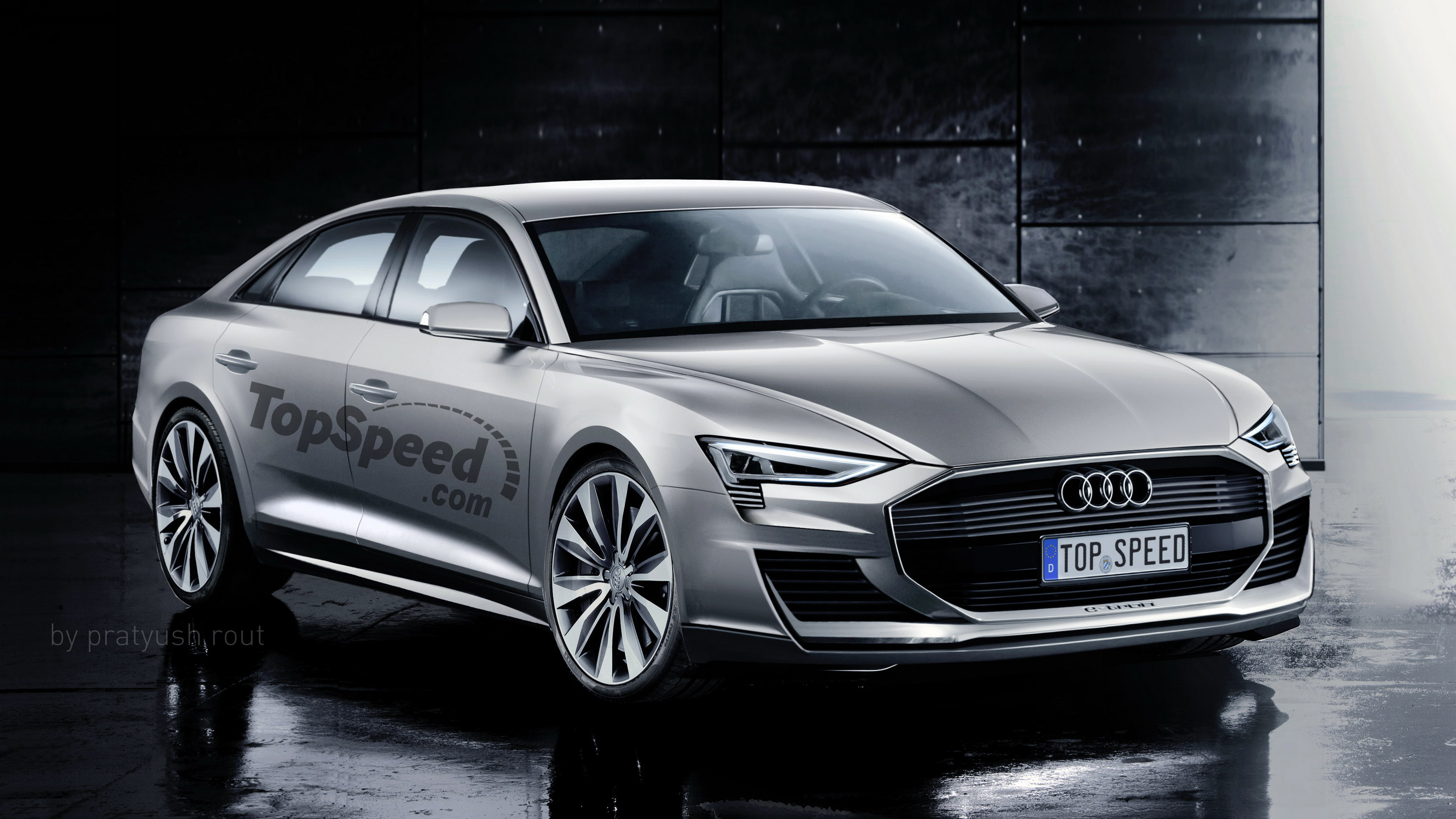 2020 Audi A9 E-tron Pictures, Photos, Wallpapers. | Top Speed