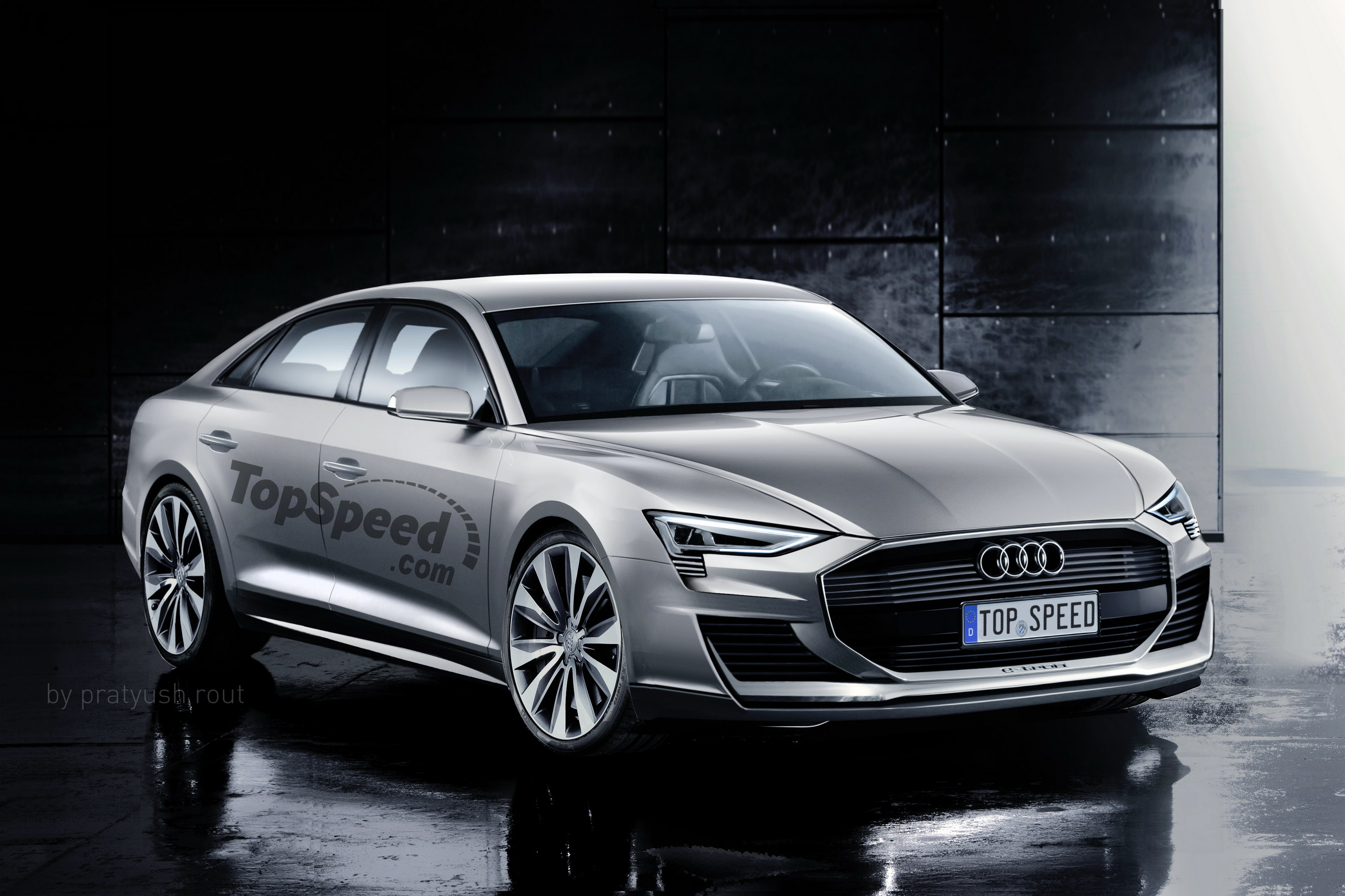 2021 Audi A9 Pictures