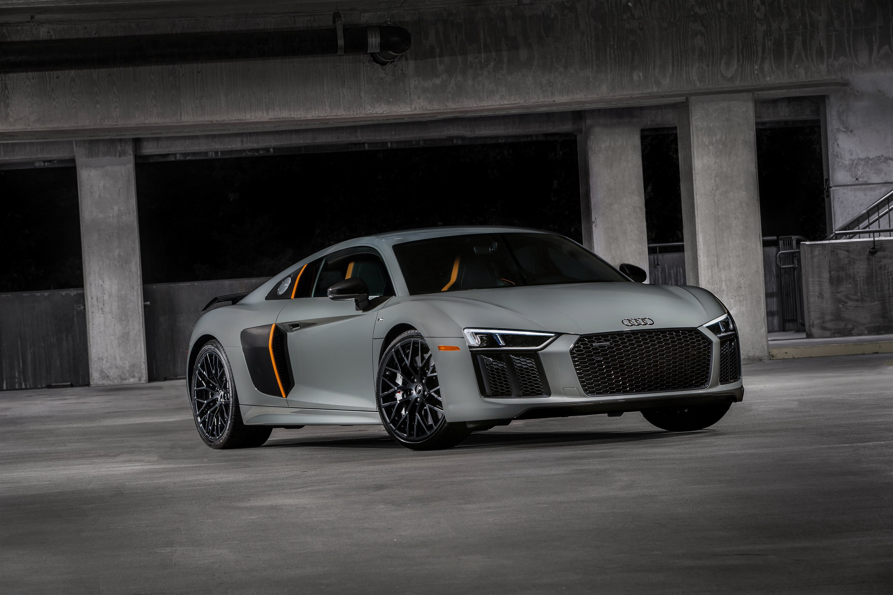 2017 Audi R8 V10 Plus Exclusive Edition Top Speed