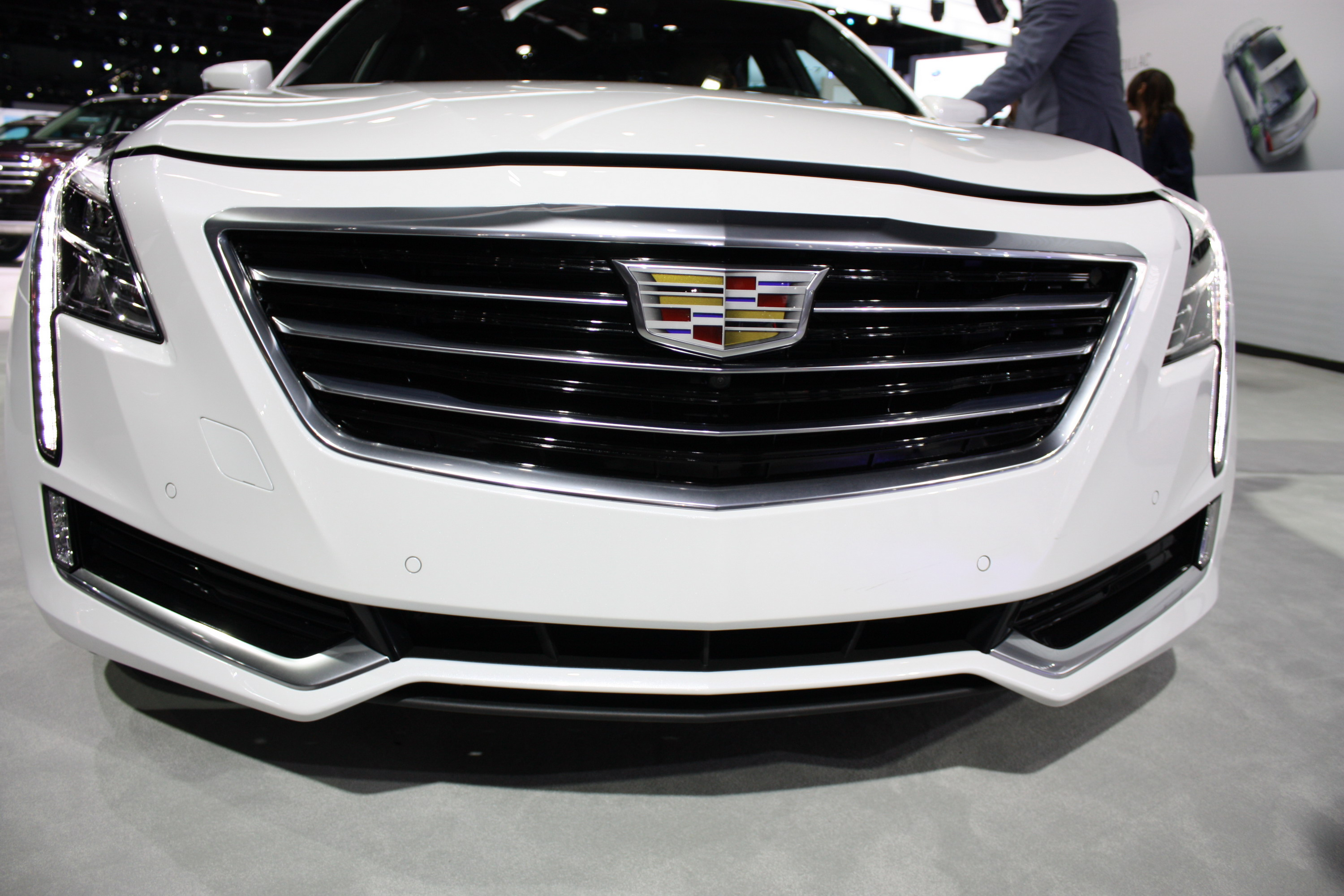 2017 cadillac ct6 plug in hybrid review top speed. Black Bedroom Furniture Sets. Home Design Ideas